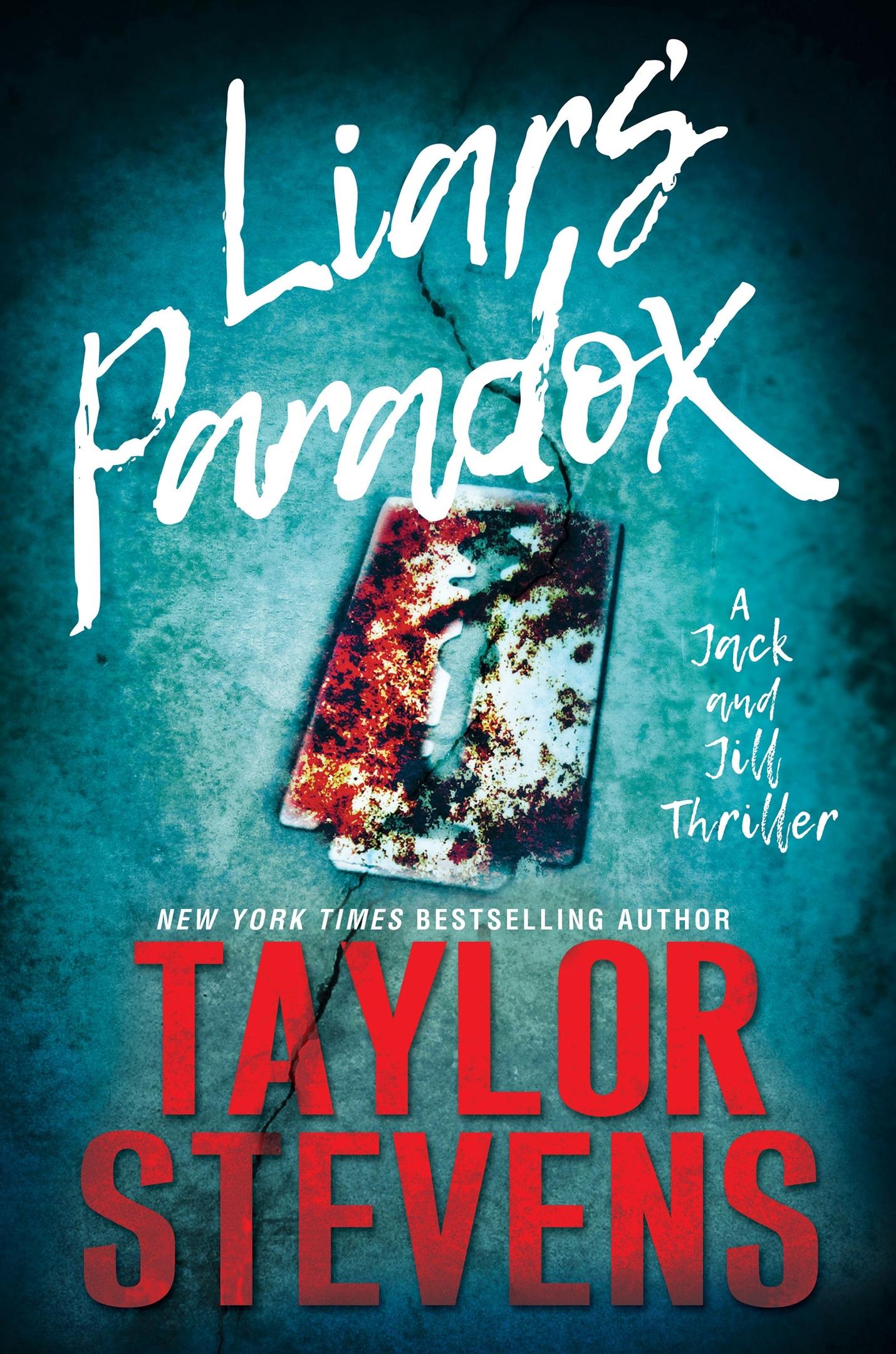 Taylor Stevens – Liars' Paradox