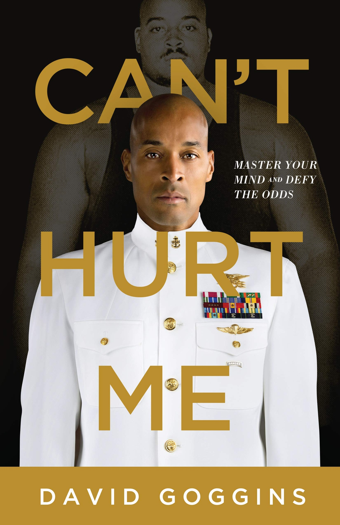 David Goggins – Can't Hurt Me