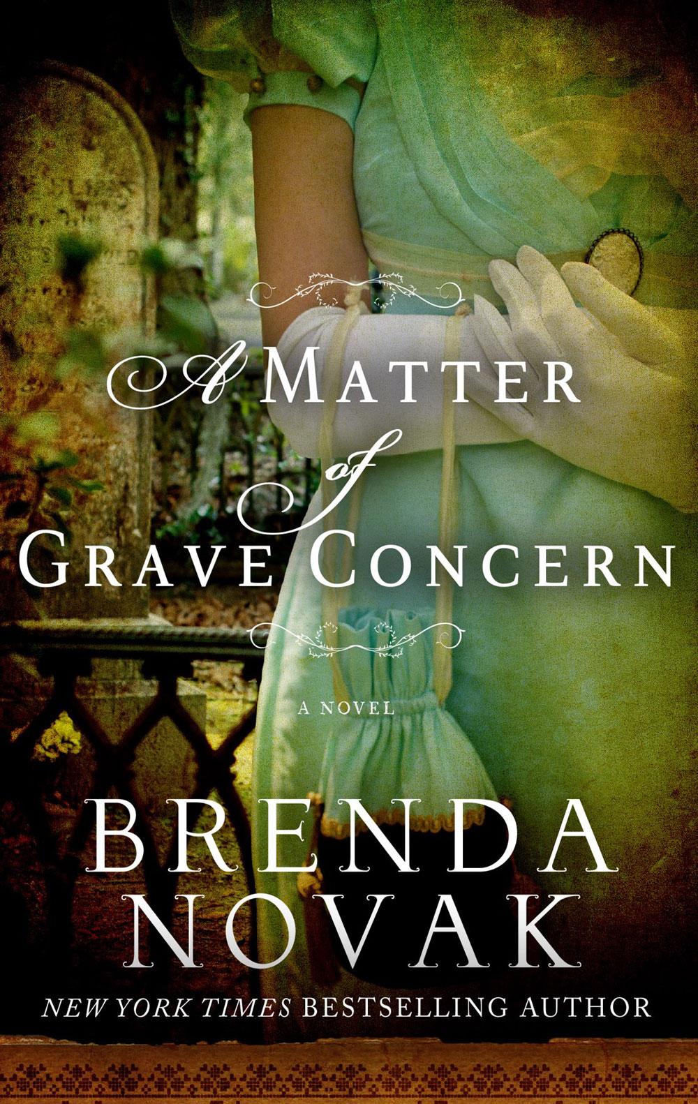 Brenda Novak – A Matter Of Grave Concern