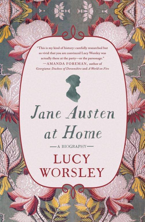Lucy Worsley – Jane Austen At Home