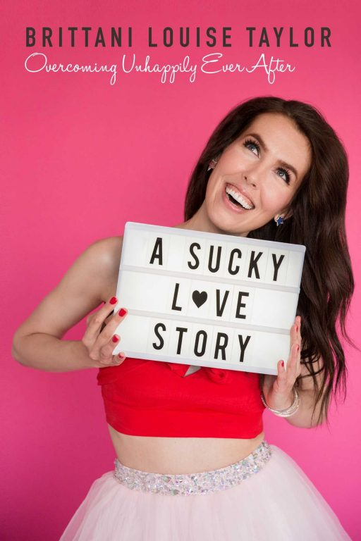 Brittani Louise Taylor – A Sucky Love Story