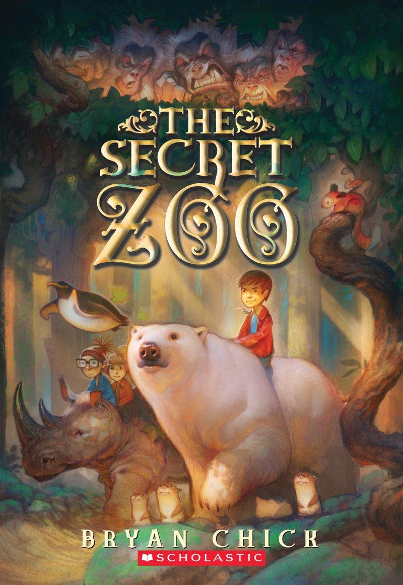Bryan Chick – The Secret Zoo
