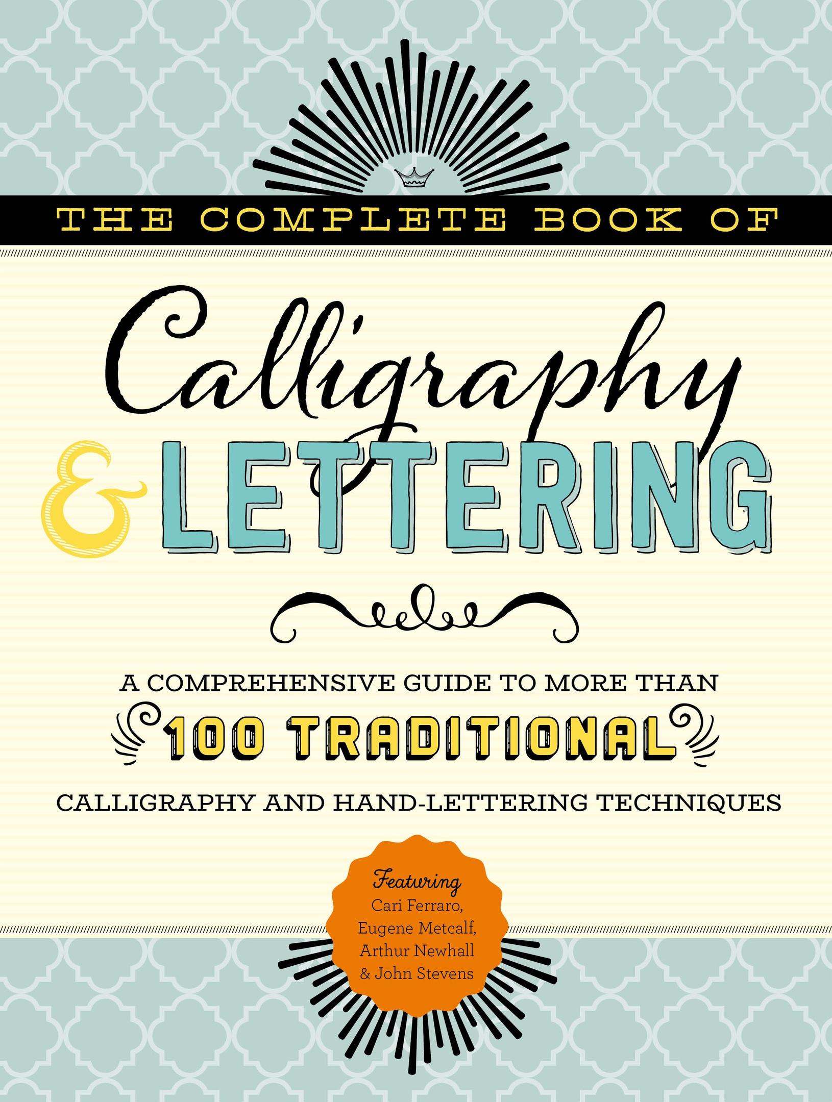 Cari Ferraro – The Complete Book Of Calligraphy