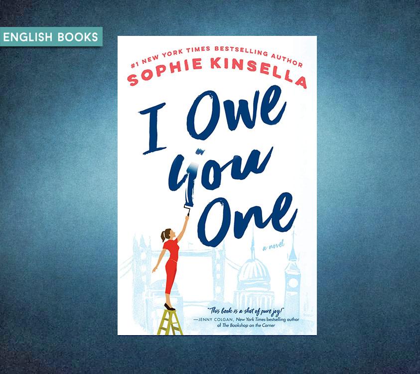 Sophie Kinsella — I Owe You One