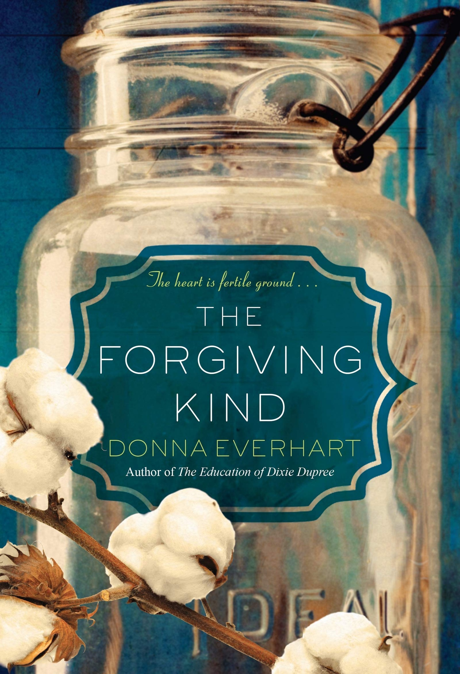 Donna Everhart – The Forgiving Kind