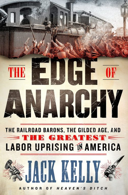 Jack Kelly – The Edge Of Anarchy