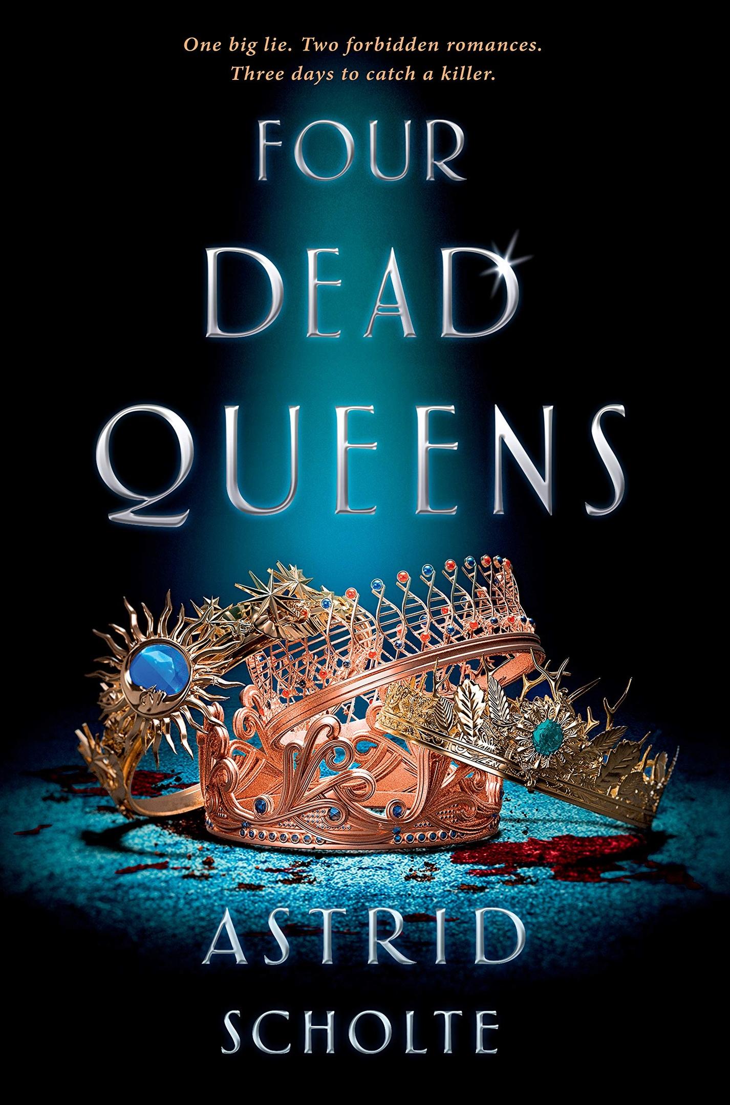 Astrid Scholte – Four Dead Queens