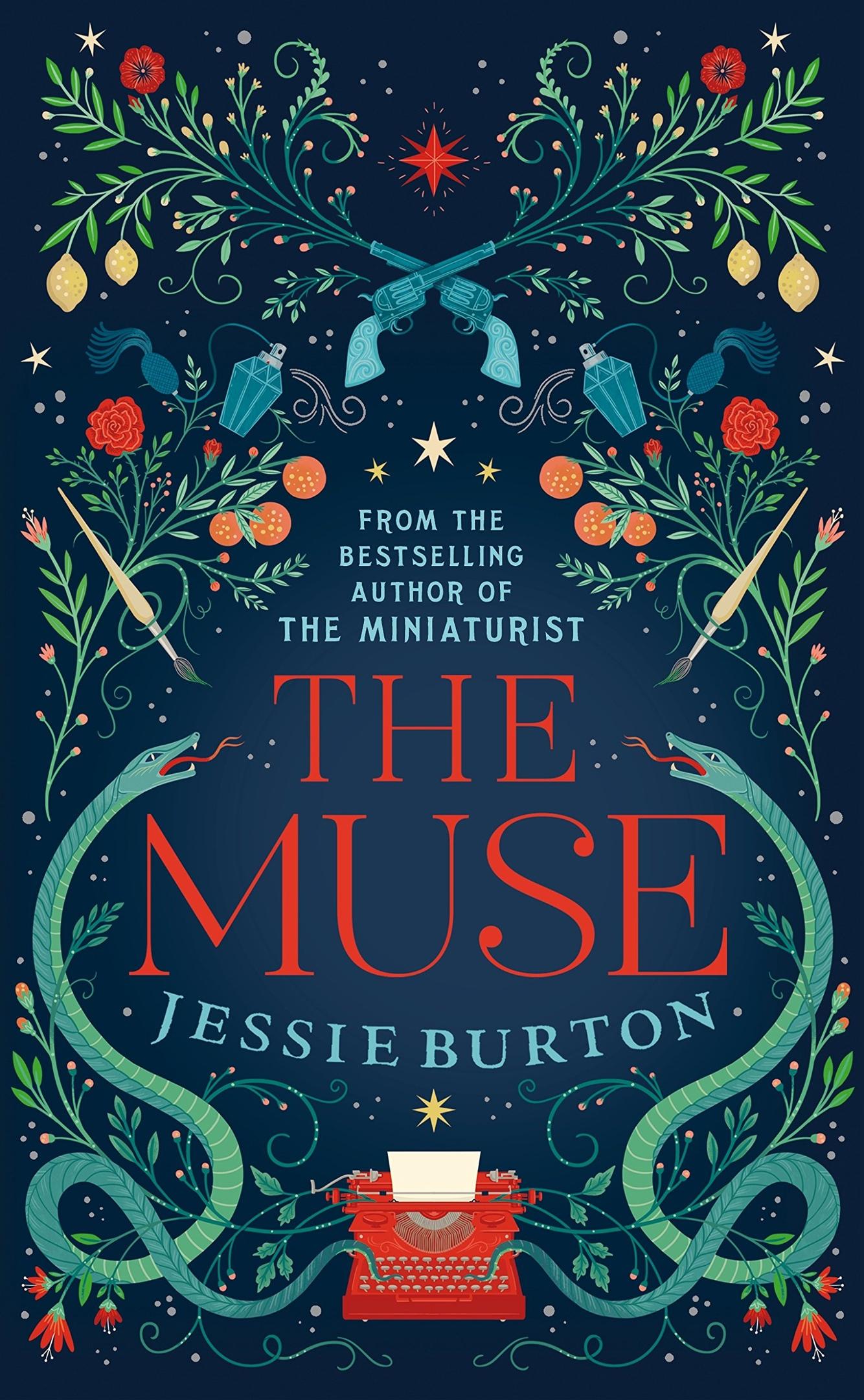 Jessie Burton – The Muse