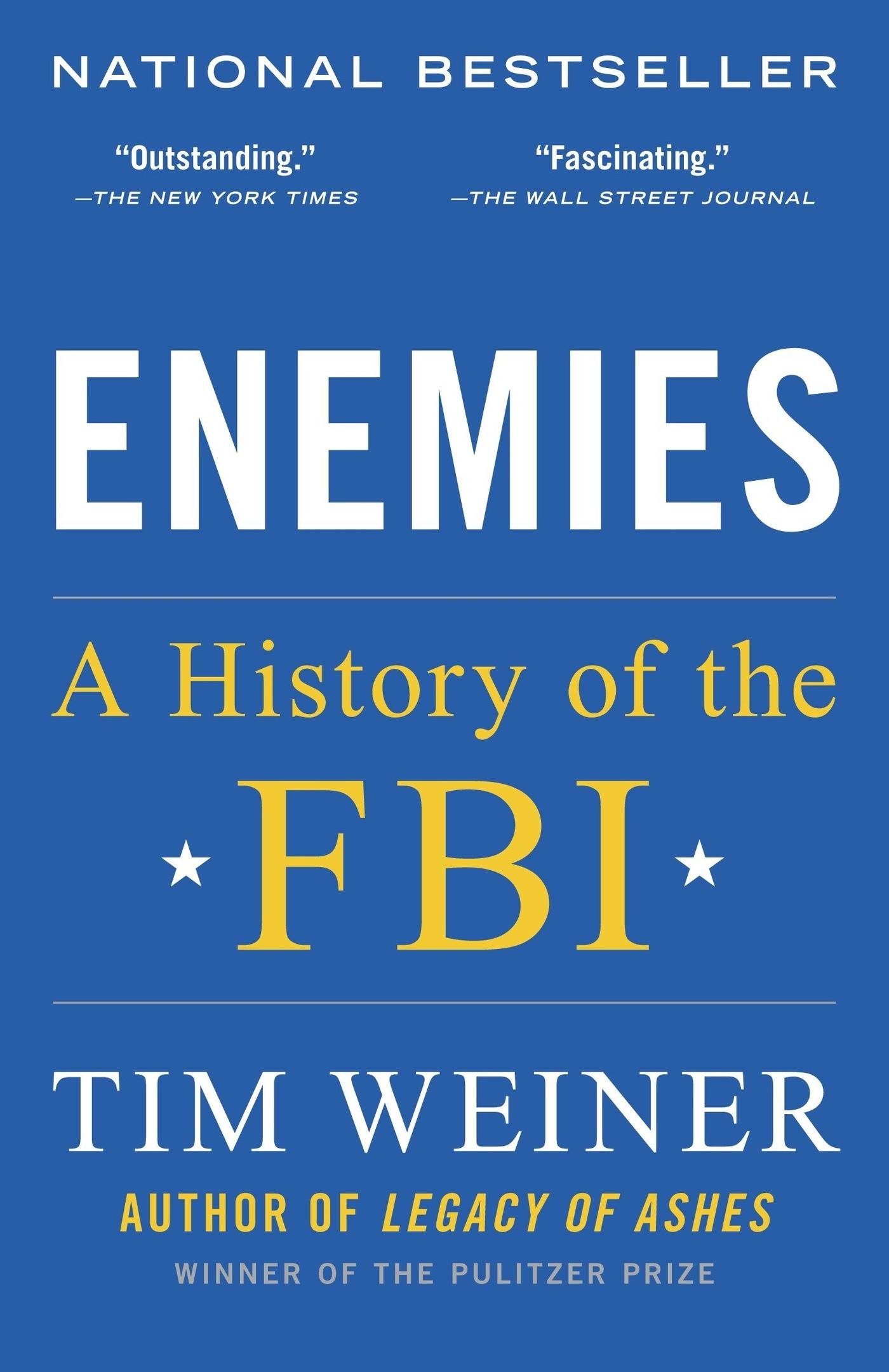 Tim Weiner – Enemies