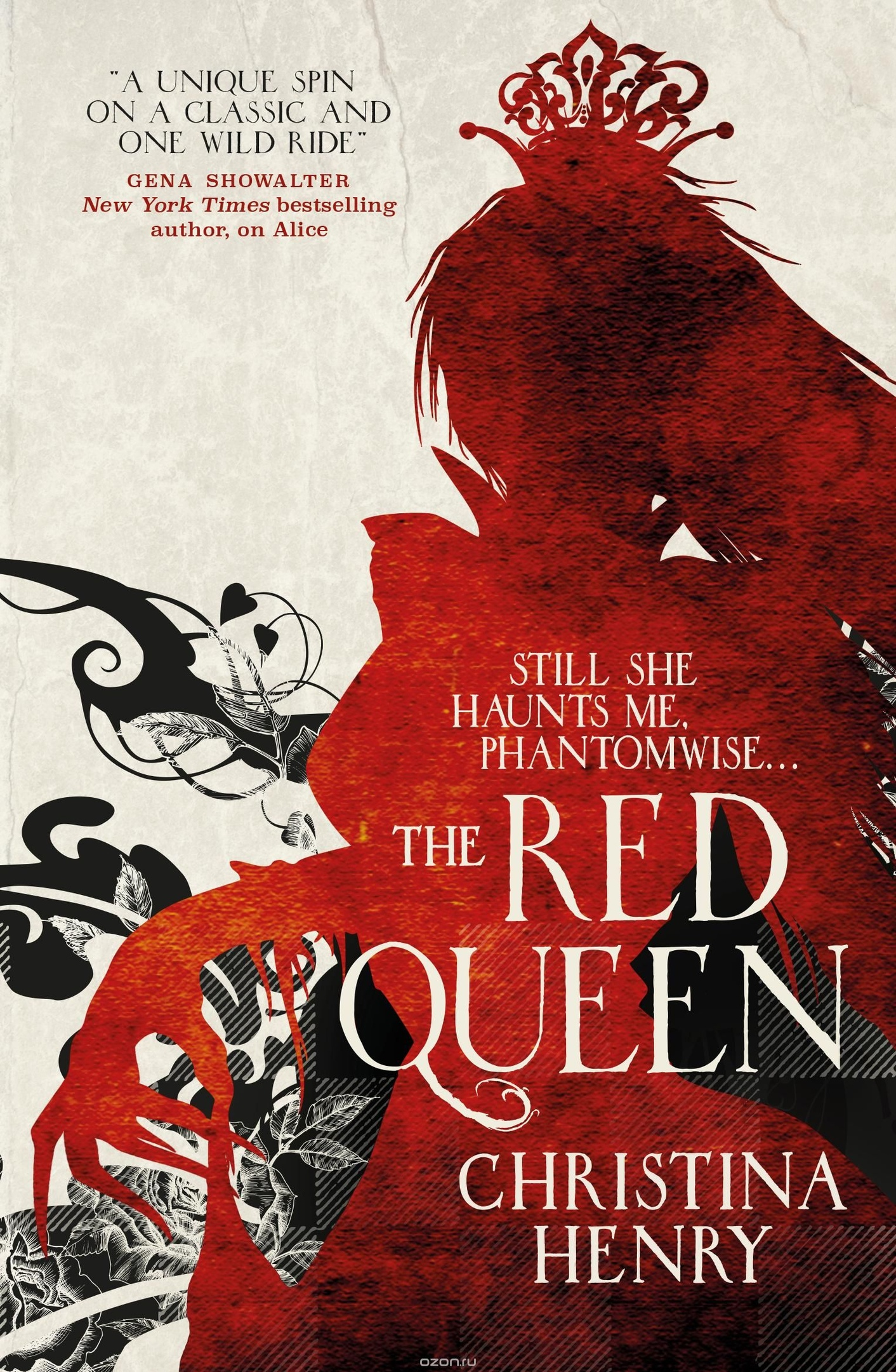 Christina Henry – Red Queen
