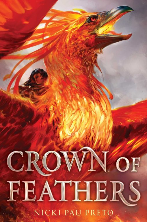 Nicki Pau Preto – Crown Of Feathers