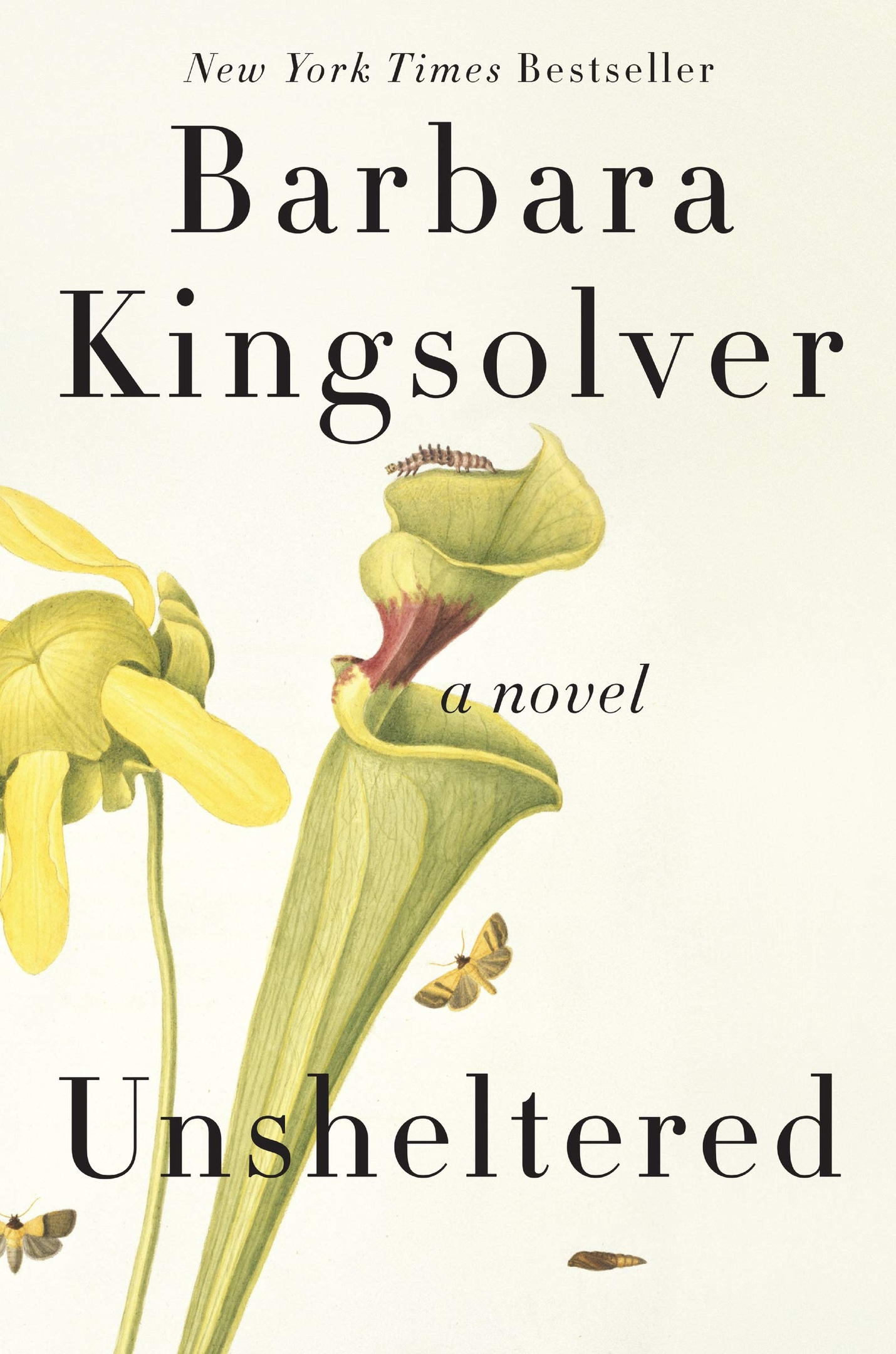 Barbara Kingsolver – Unsheltered
