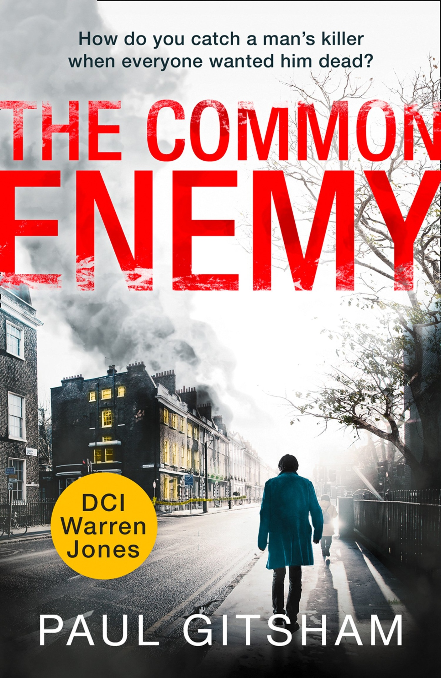 Paul Gitsham – The Common Enemy
