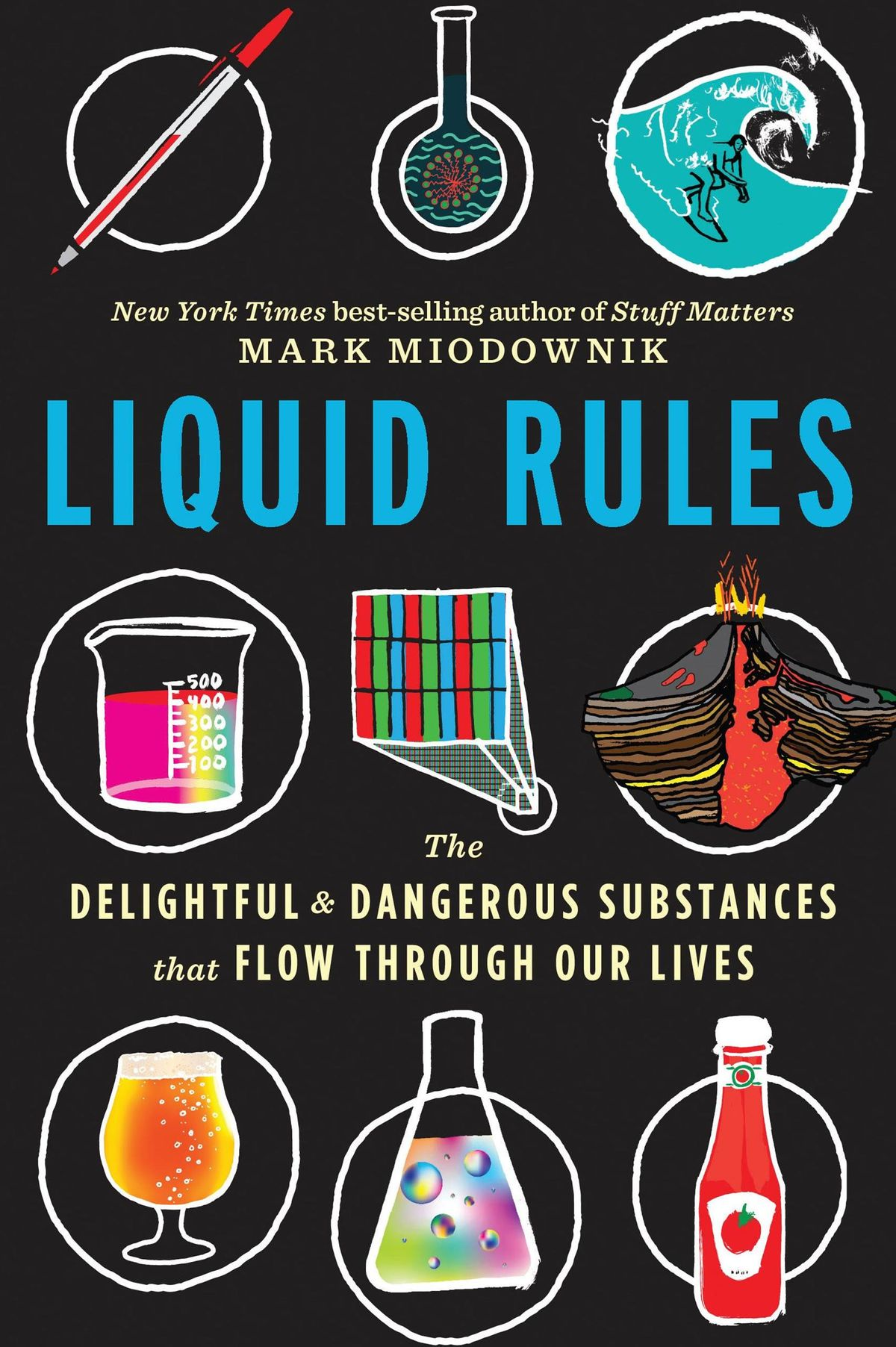 Mark Miodownik – Liquid Rules