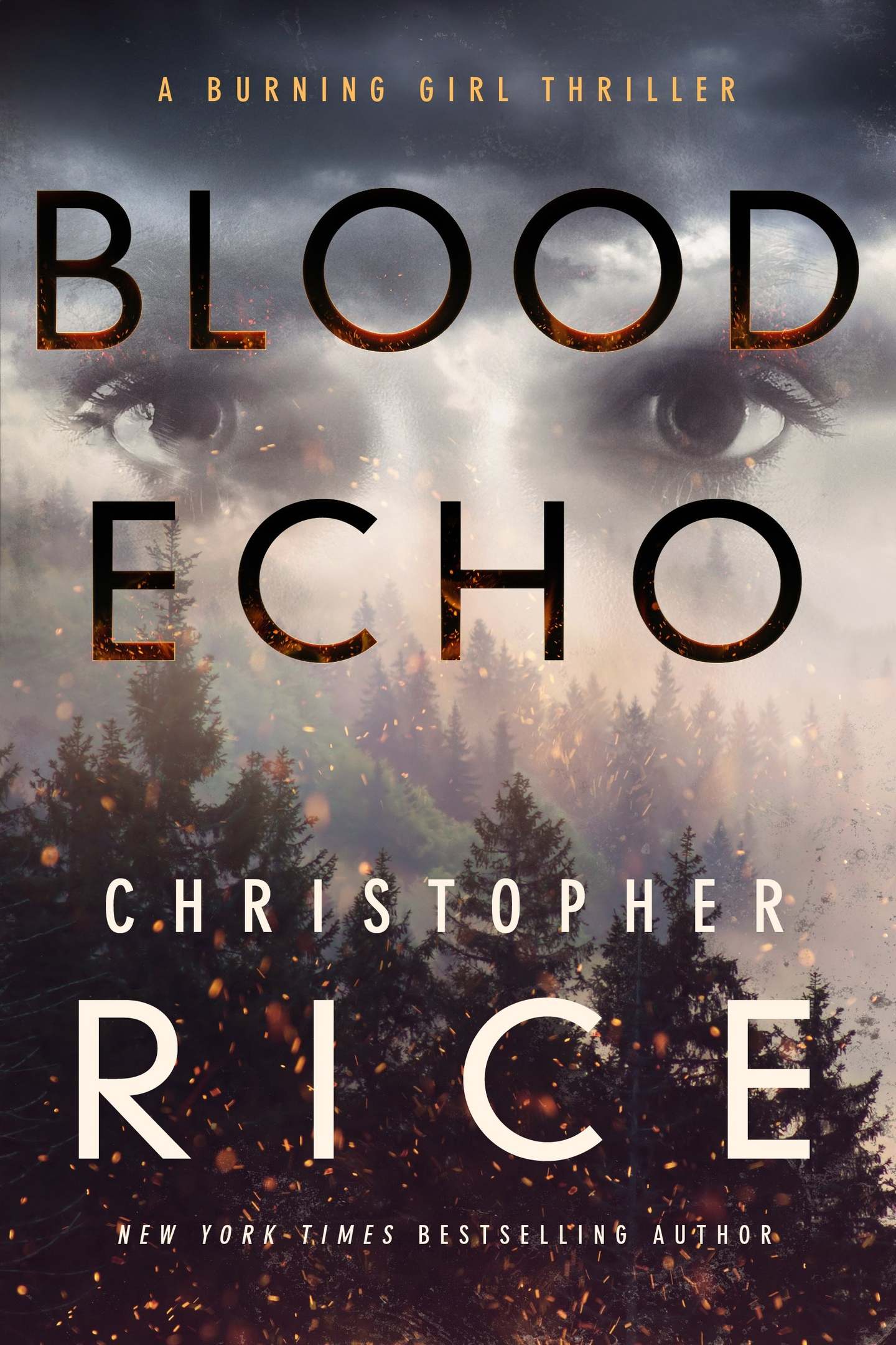 Christopher Rice – Blood Echo (Book 2)