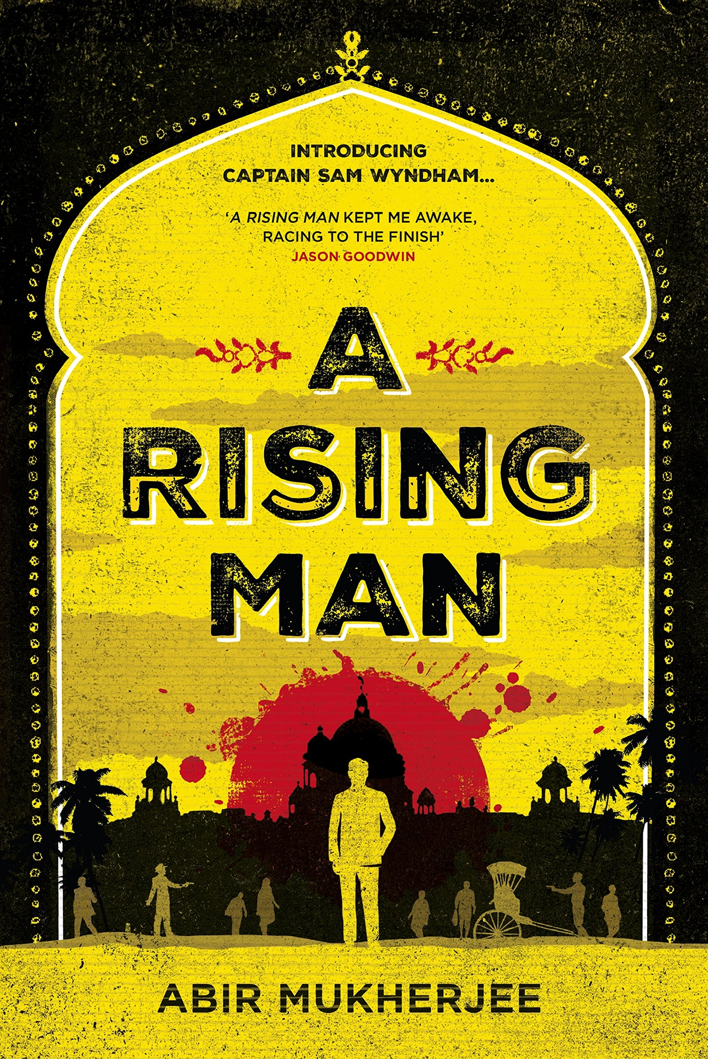 Abir Mukherjee – A Rising Man