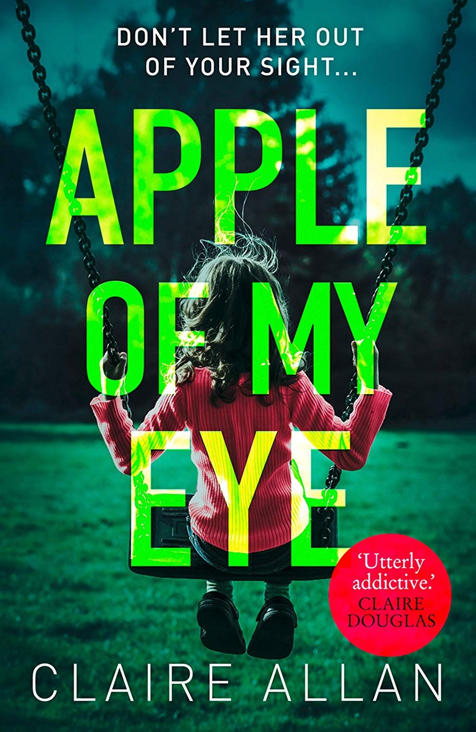 Claire Allan – Apple Of My Eye