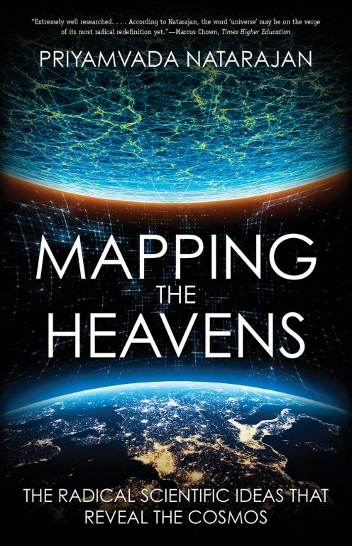 Priyamvada Natarajan – Mapping The Heavens