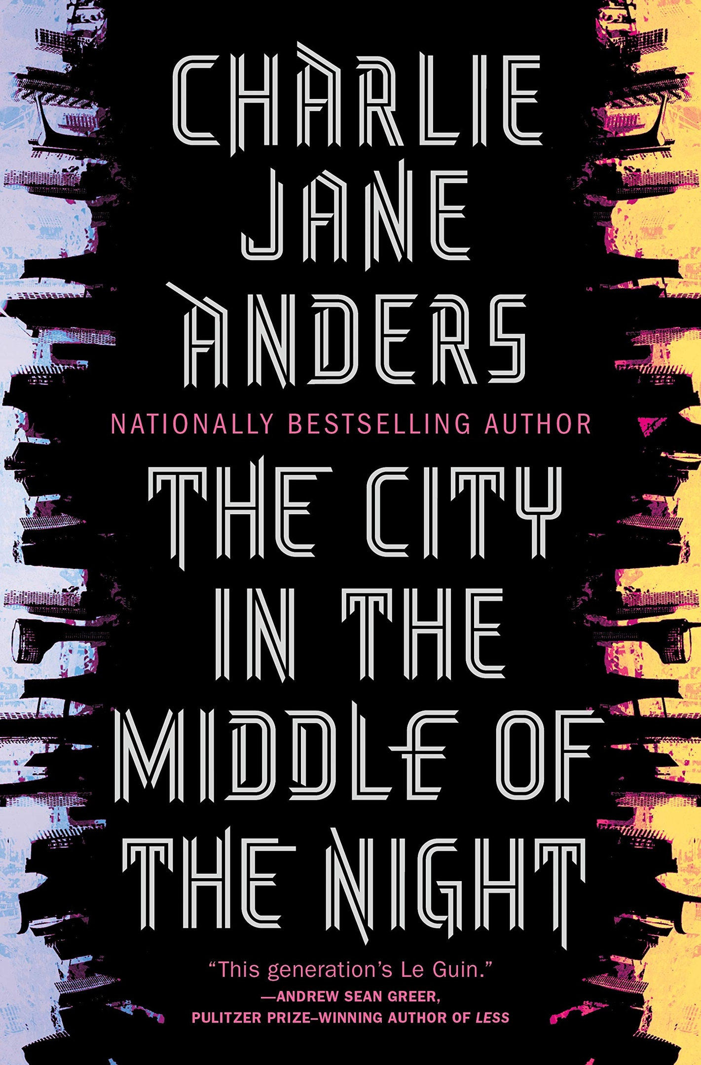 Charlie Jane Anders – The City In The Middle Of The Night