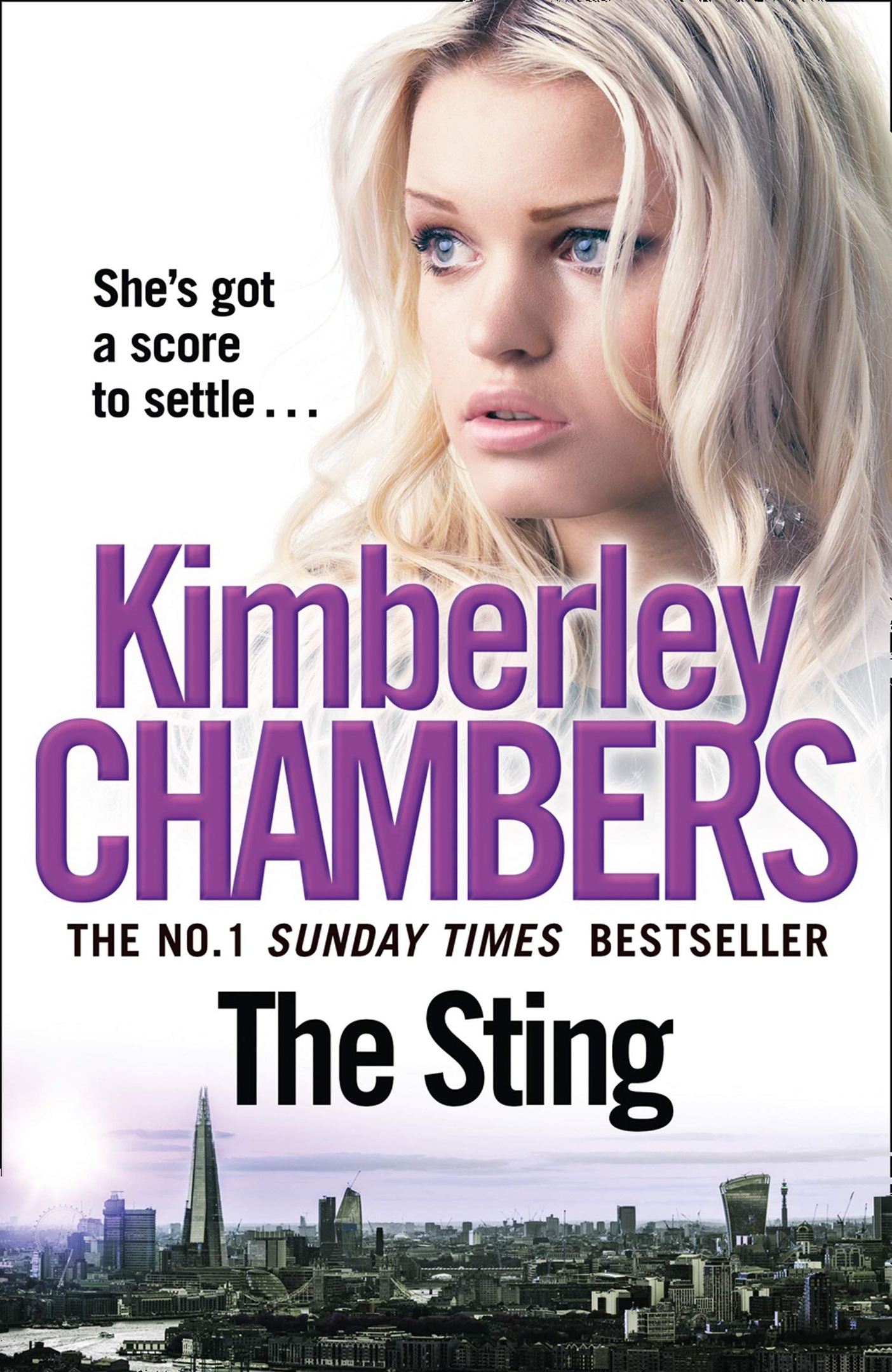 Kimberley Chambers – The Sting