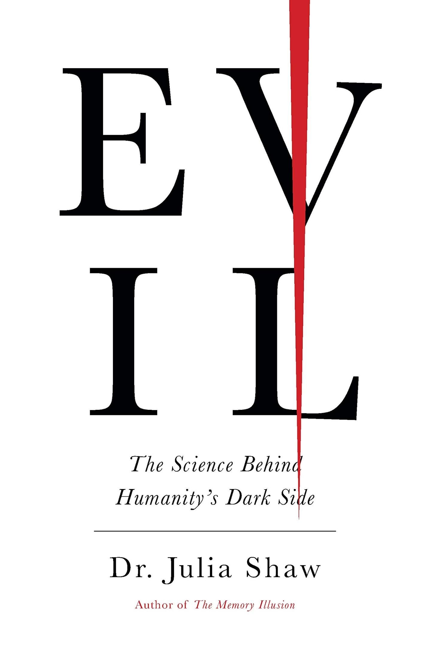 Julia Shaw – Evil