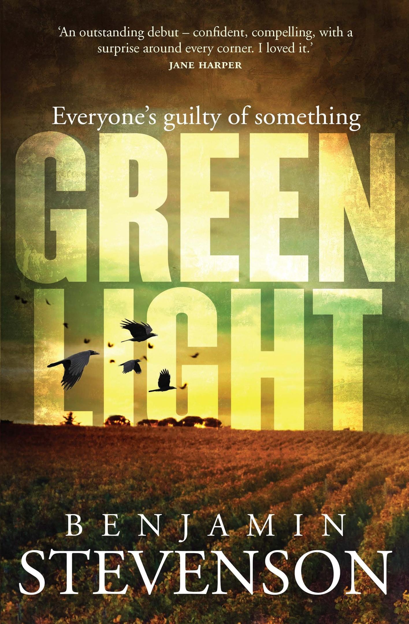 Benjamin Stevenson – Greenlight