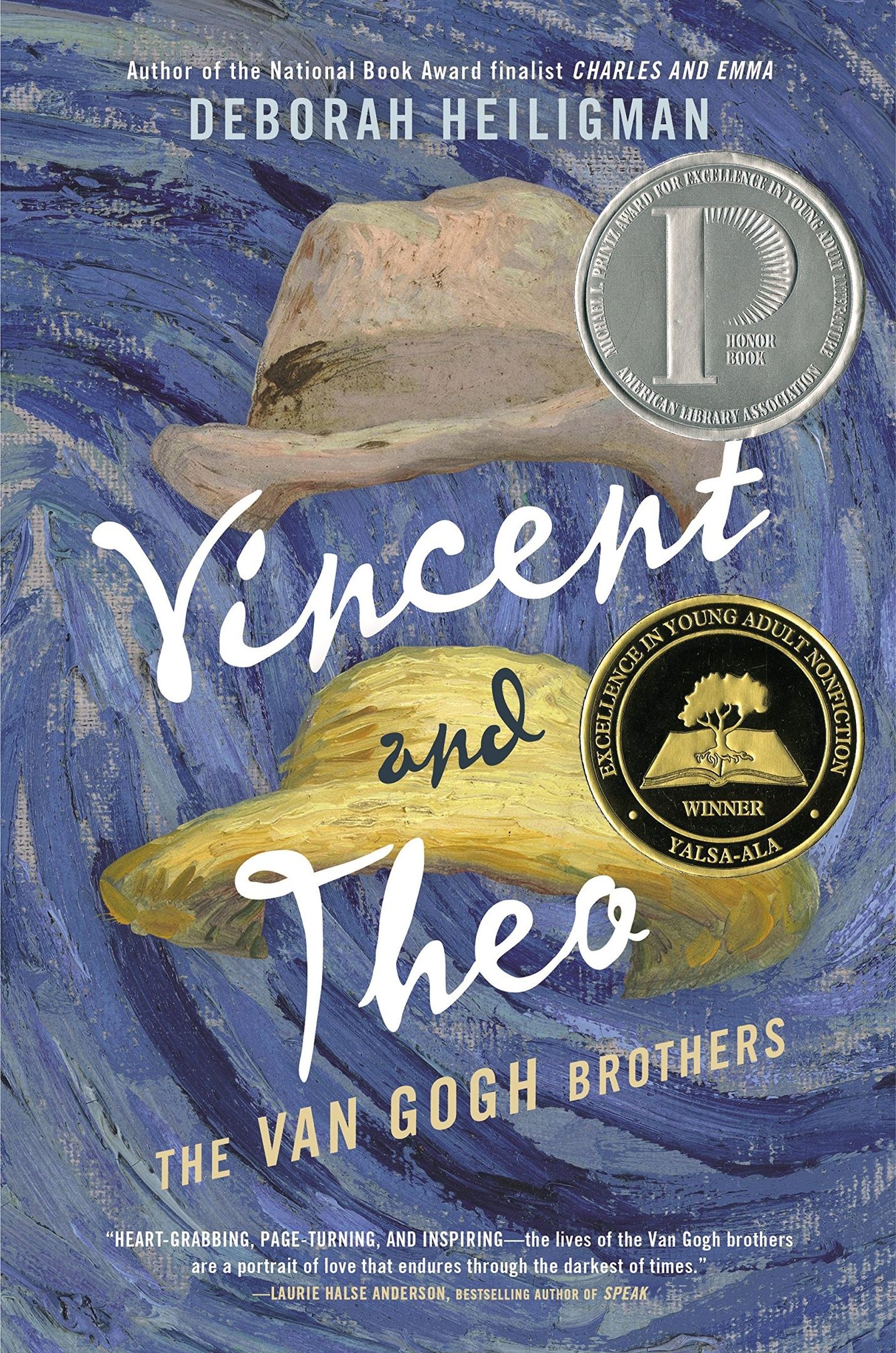Deborah Heiligman – Vincent And Theo: Van Gogh Brothers