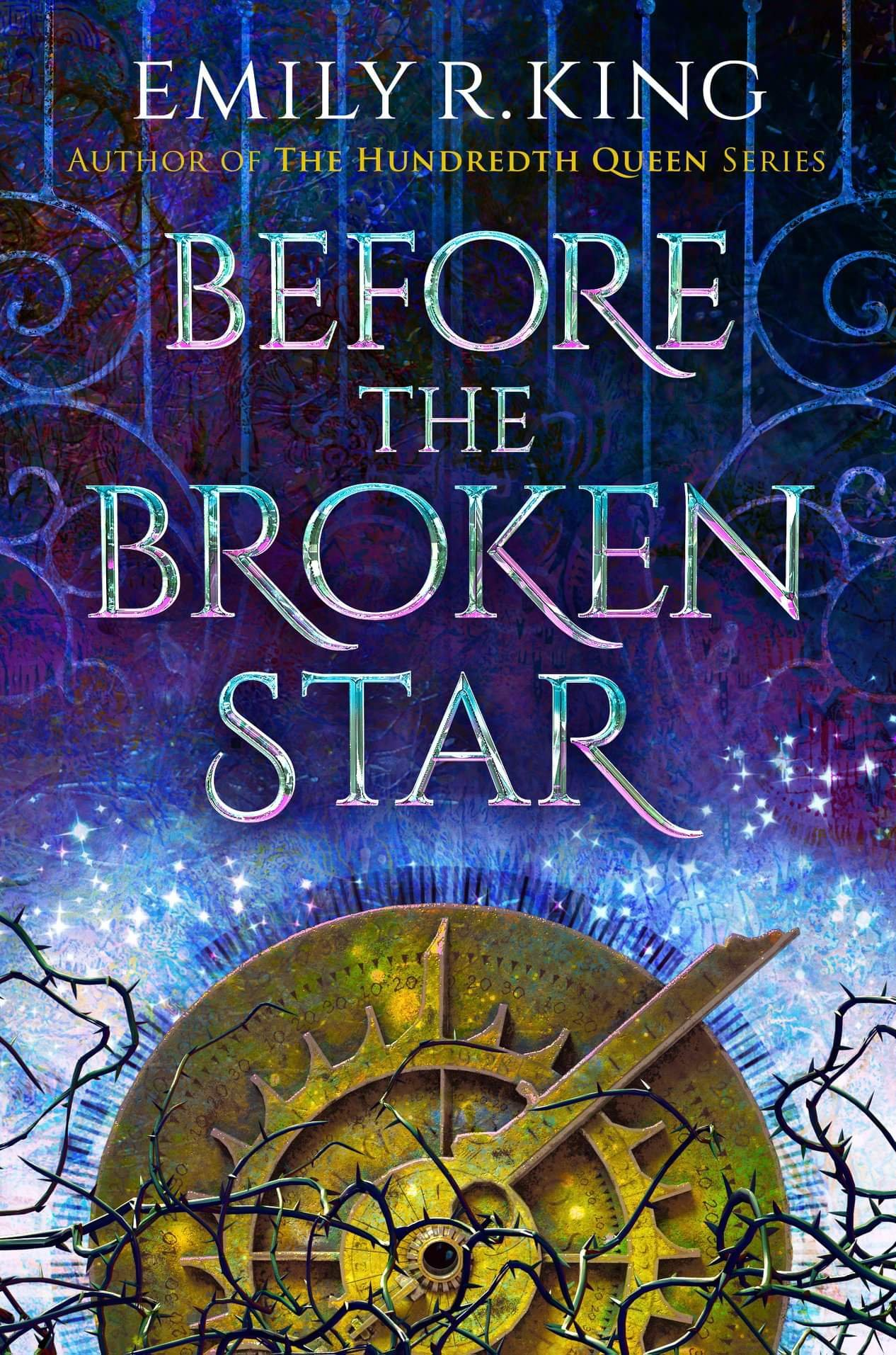 Emily R. King – Before The Broken