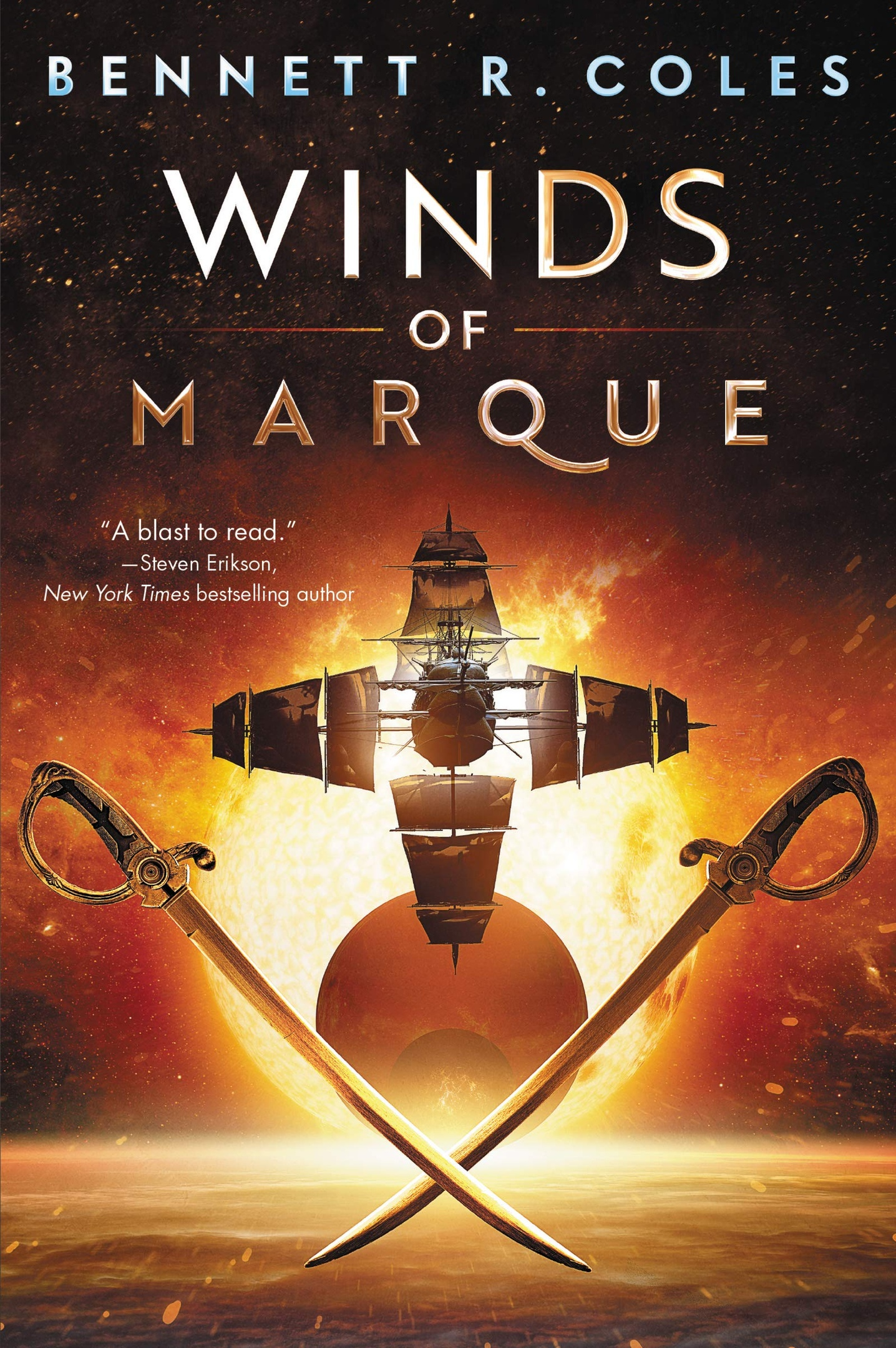 Bennett R. Coles – Winds Of Marque