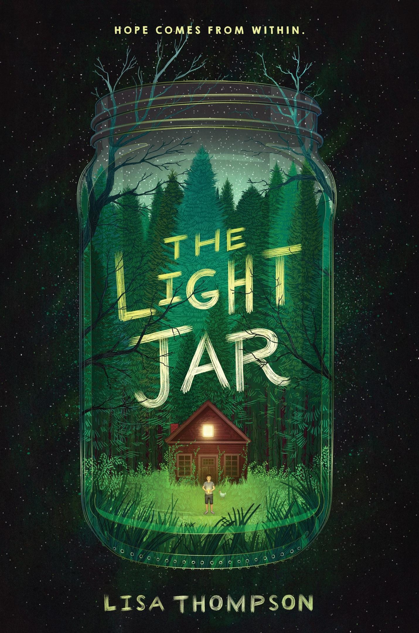 Lisa Thompson – The Light Jar Genre: