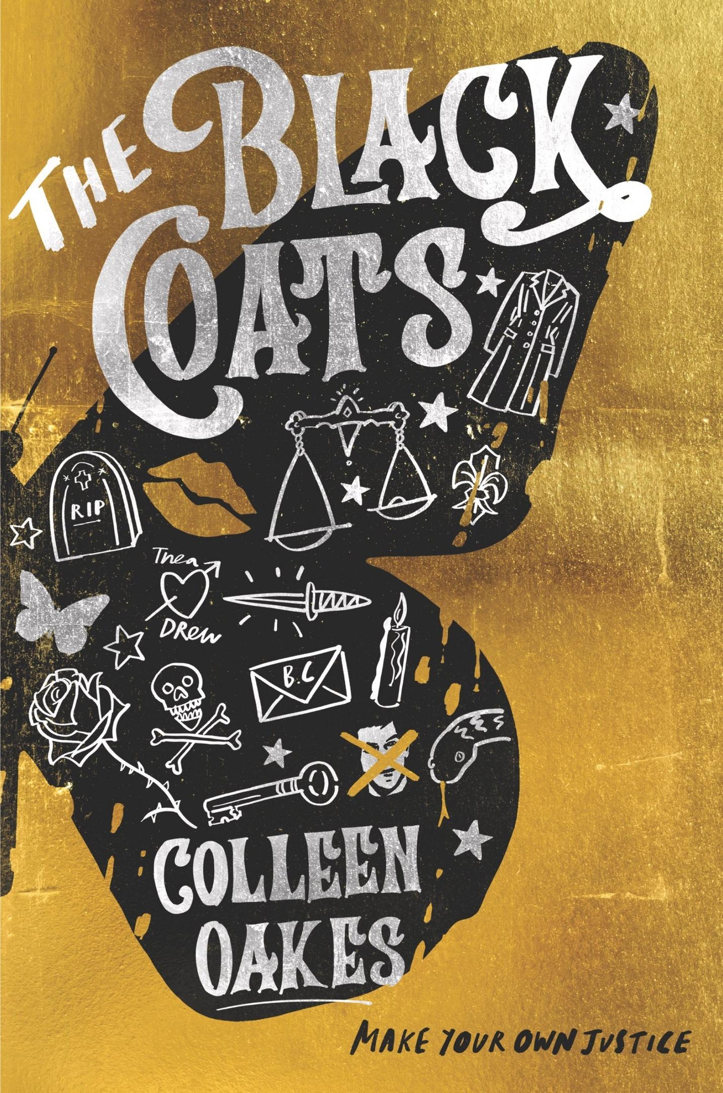Colleen Oakes – The Black Coats Genre: