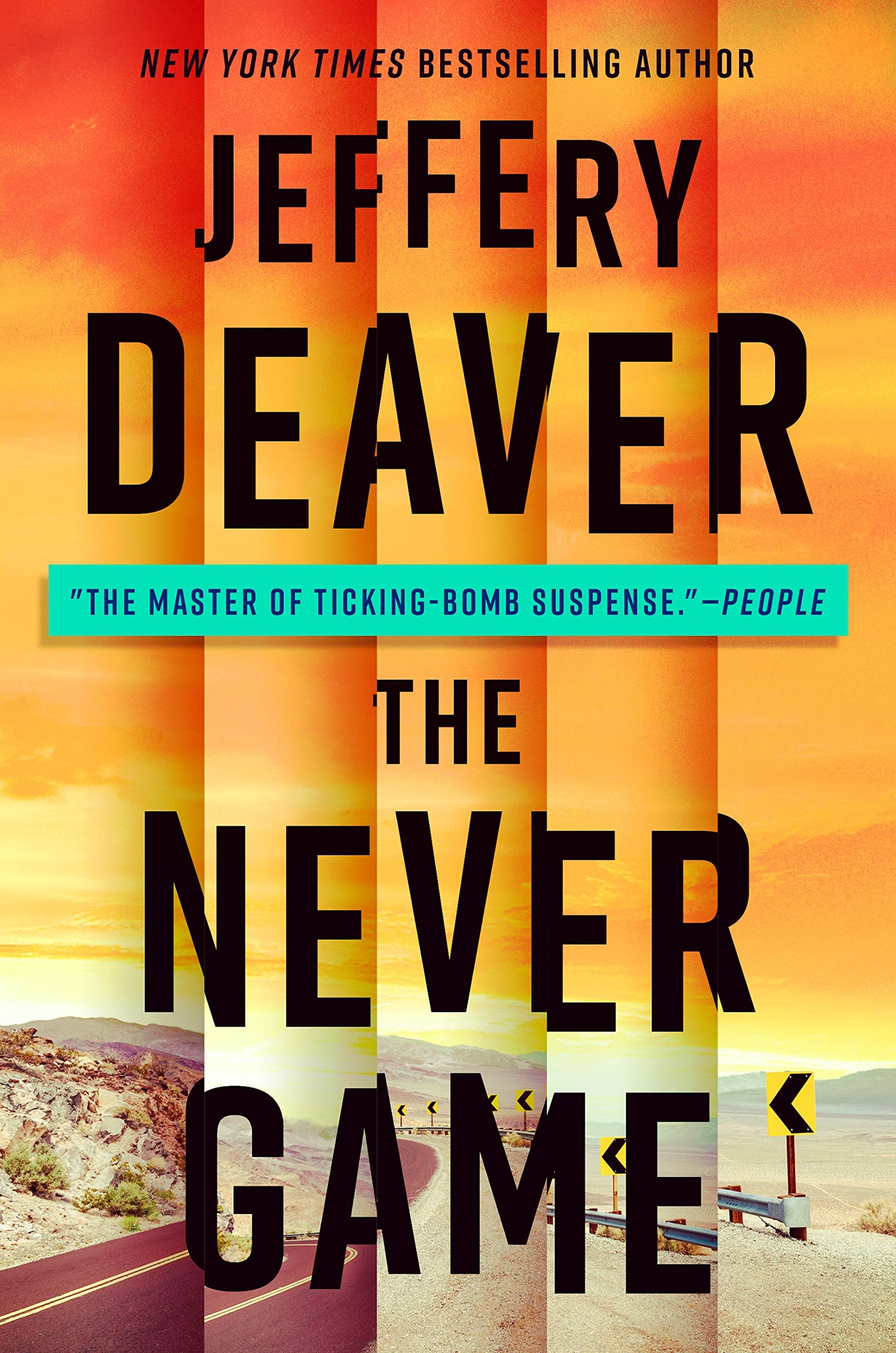 Jeffery Deaver – The Never Game Genre: