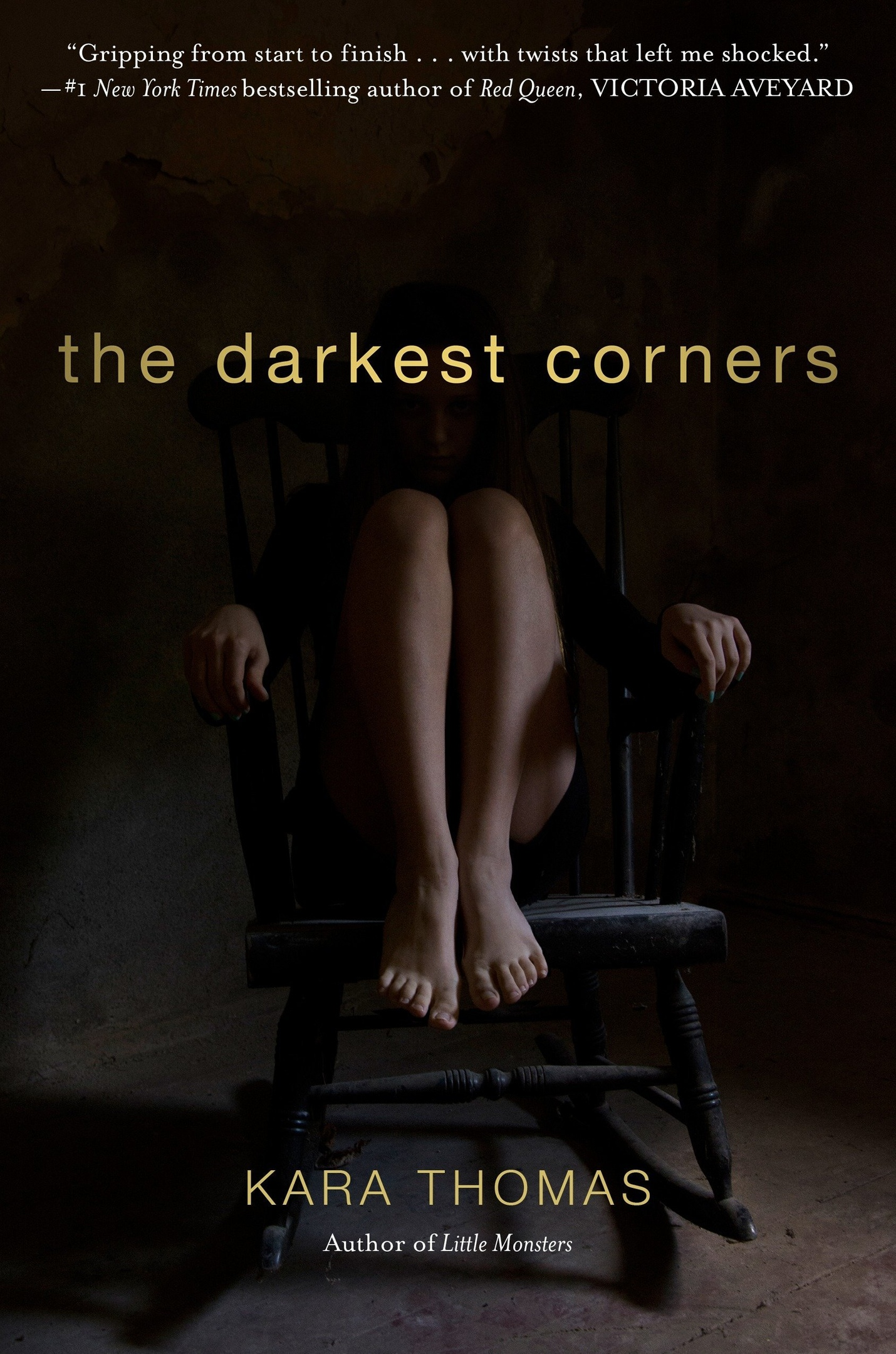 Kara Thomas – The Darkest Corners Genre: