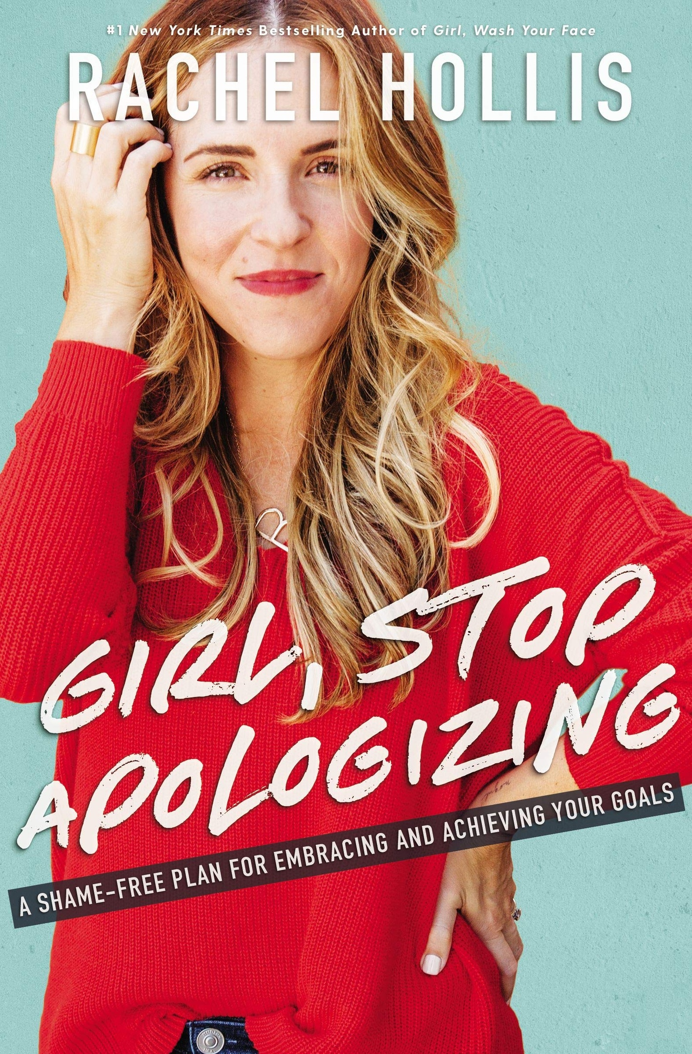 Rachel Hollis – Girl, Stop Apologizing Genre: