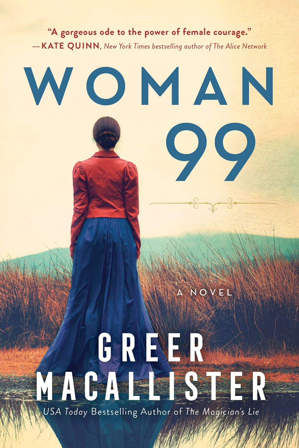 Greer Macallister – Woman 99 Genre: Author: