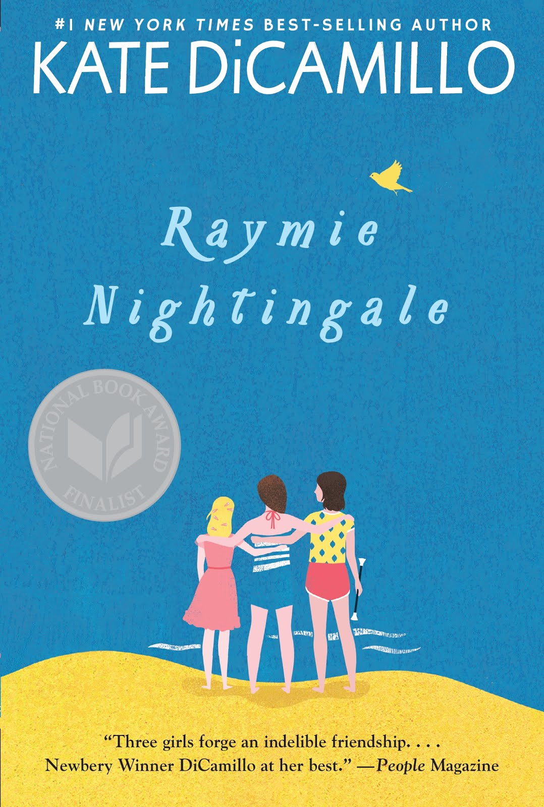 Kate DiCamillo – Raymie Nightingale Genre: Author: