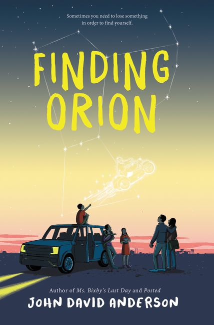 John David Anderson – Finding Orion Genre: