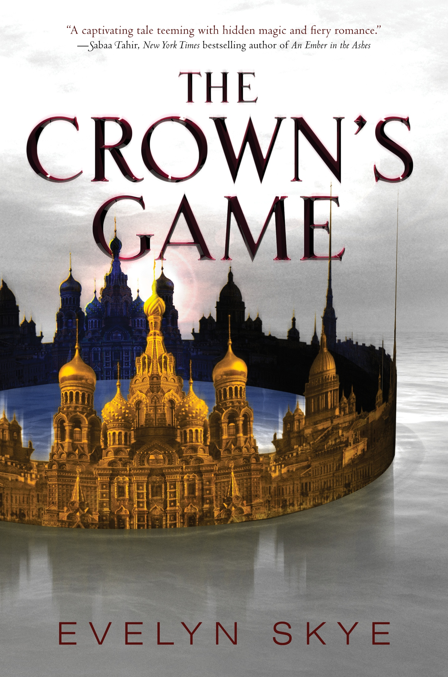 Evelyn Skye – The Crown's Game Genre: