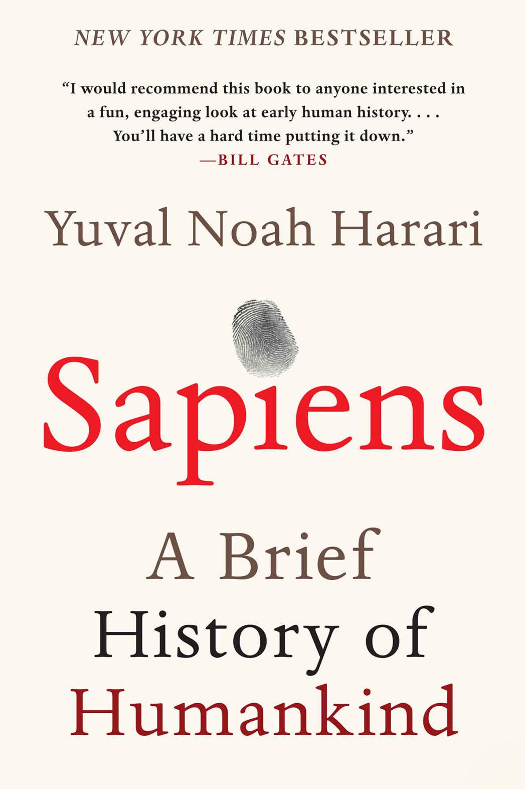 Yuval Noah Harari – Sapiens: A Brief