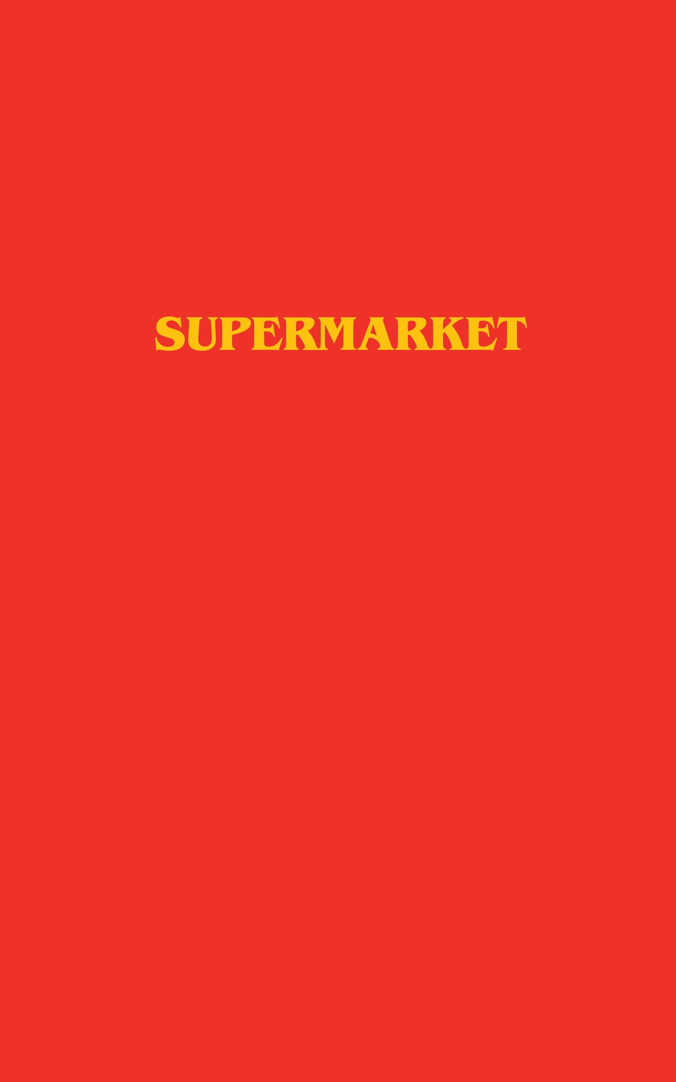 Bobby Hall – Supermarket Genre: Author: Flynn
