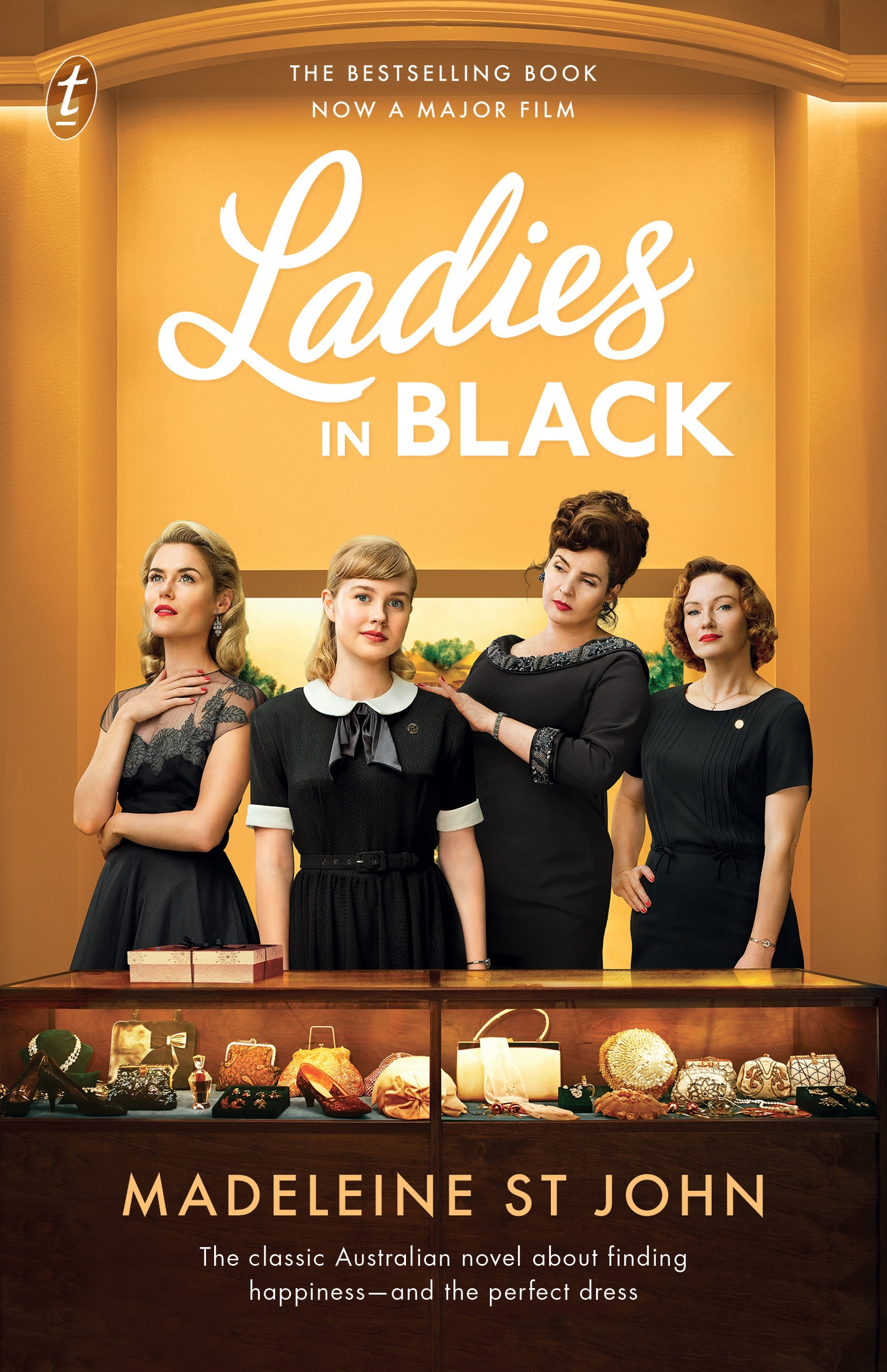 Madeleine St John – Ladies In Black