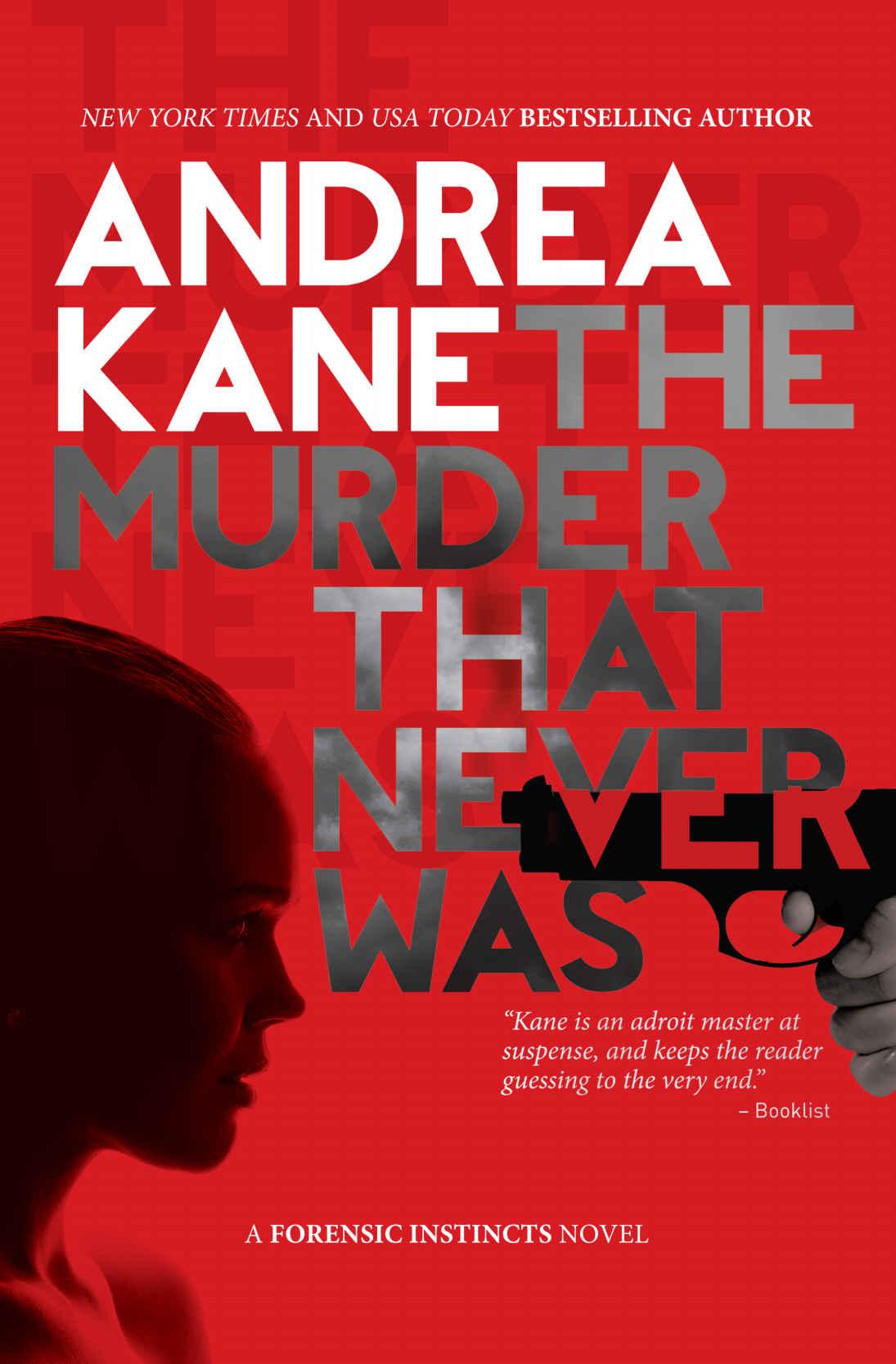 Andrea Kane – The Murder That Never