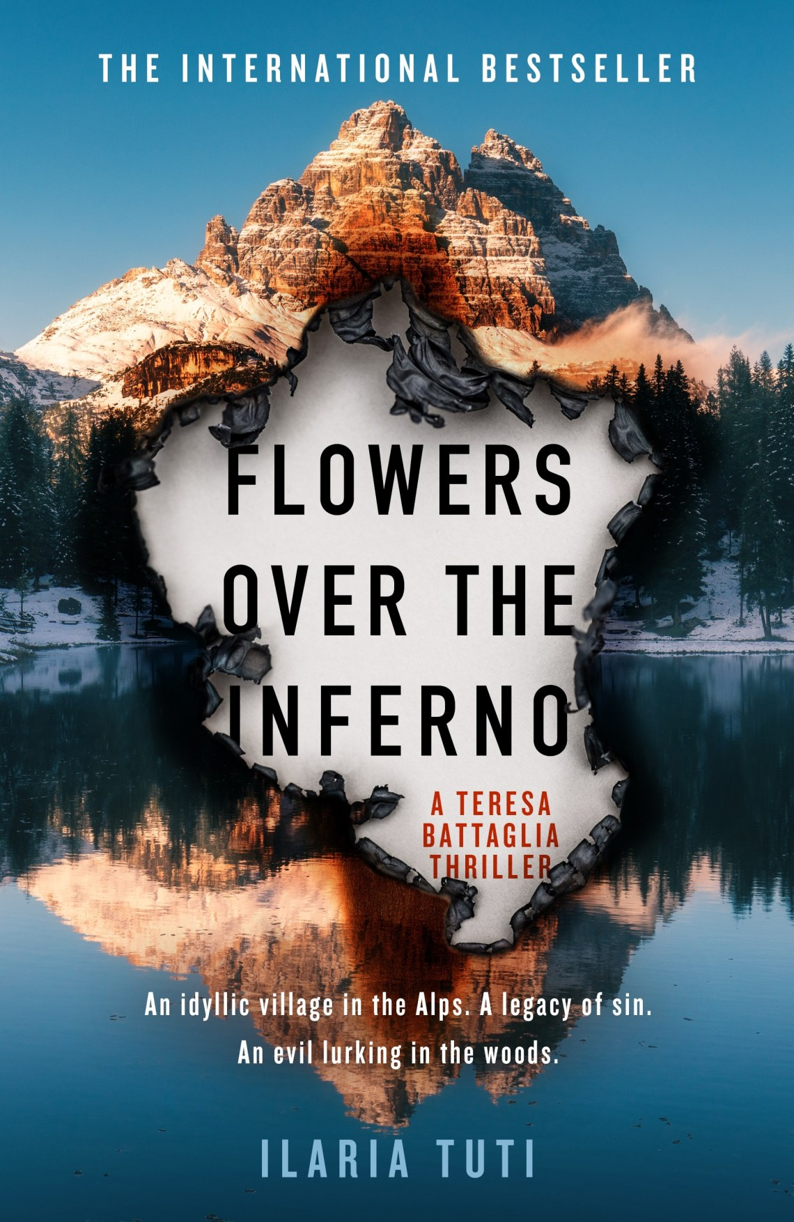 Ilaria Tuti – Flowers Over The Inferno