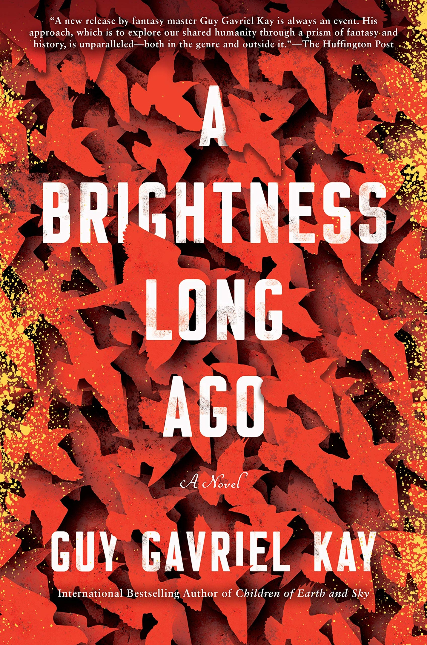 Guy Gavriel Kay – A Brightness Long