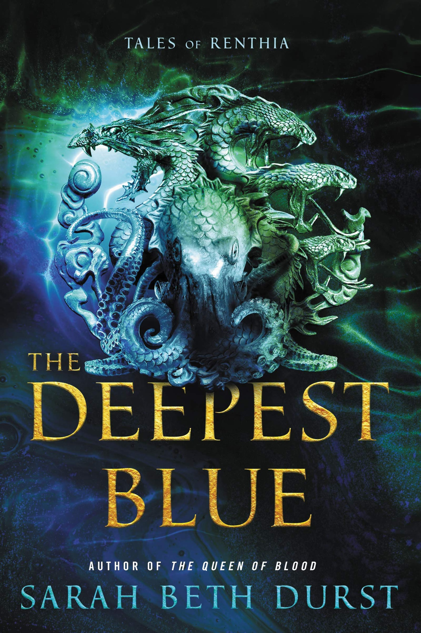 Sarah Beth Durst – The Deepest Blue