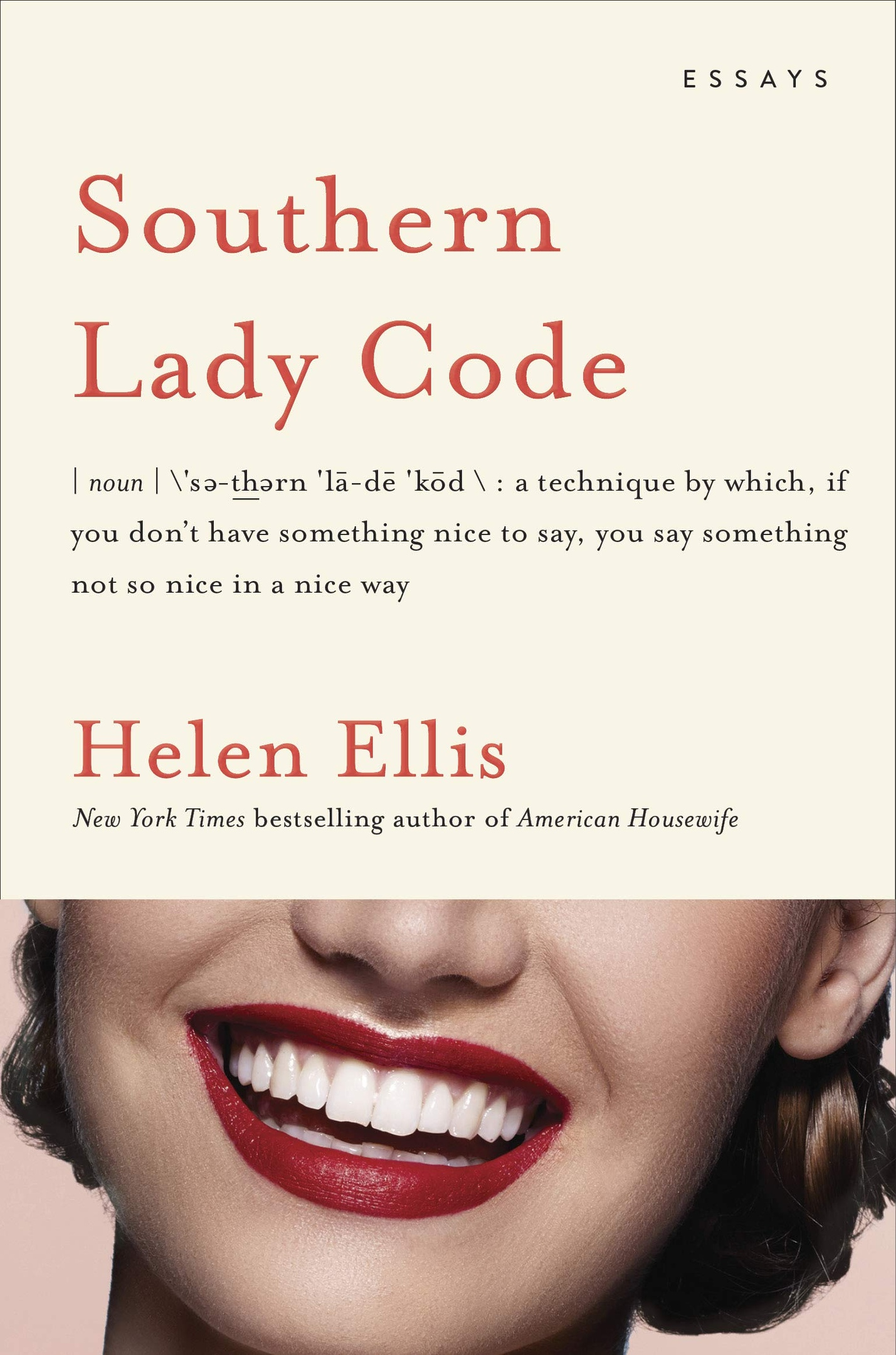 Helen Ellis – Southern Lady Code Genre: