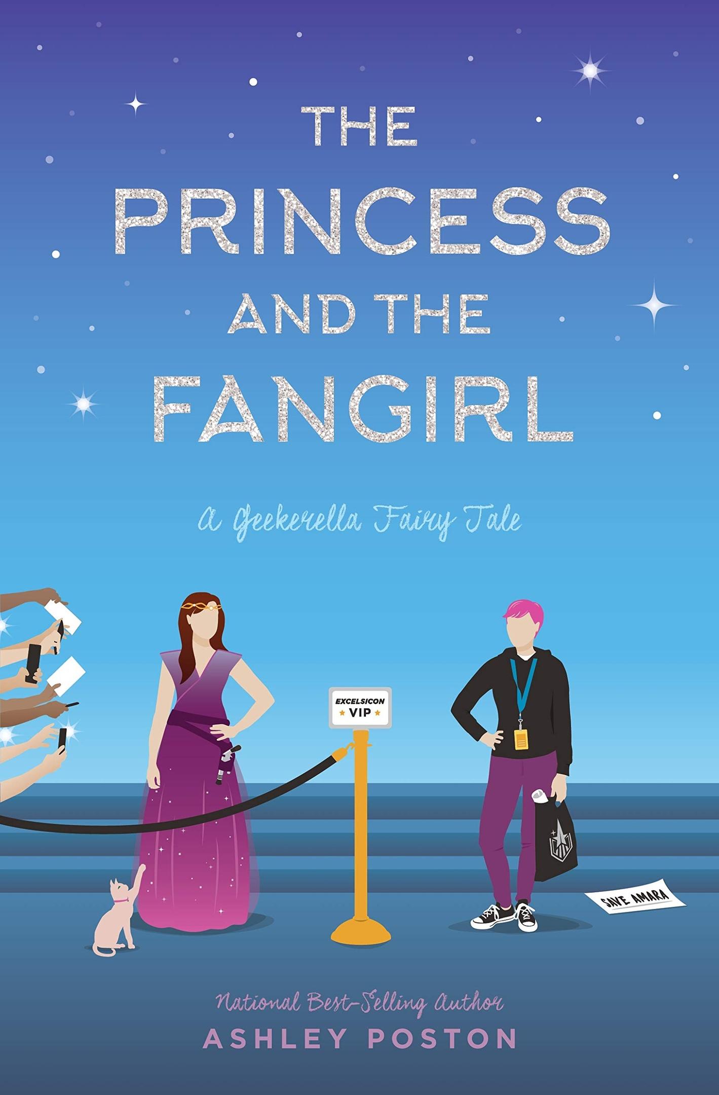 Ashley Poston – The Princess And The