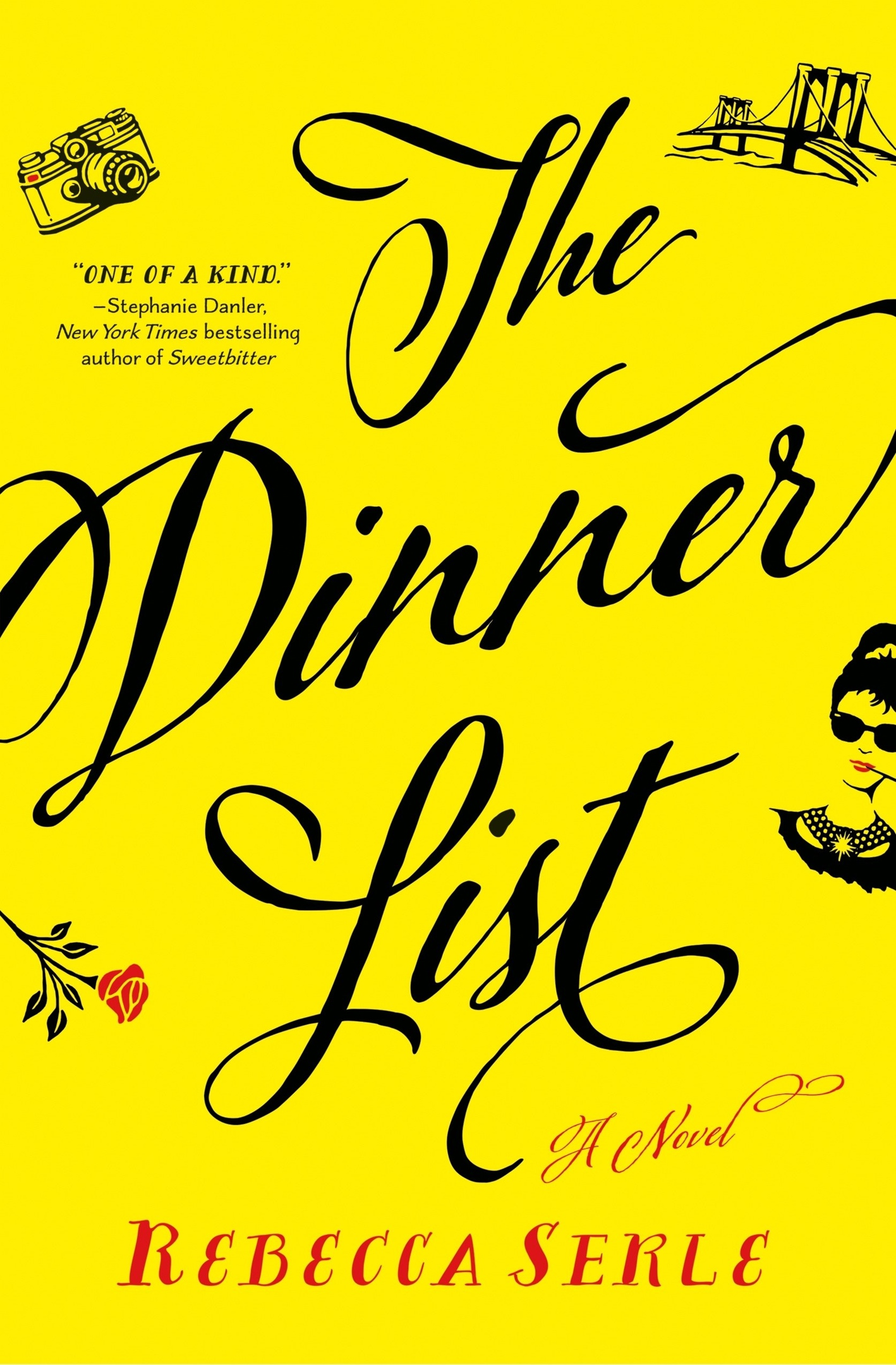 Rebecca Serle – The Dinner List Genre: