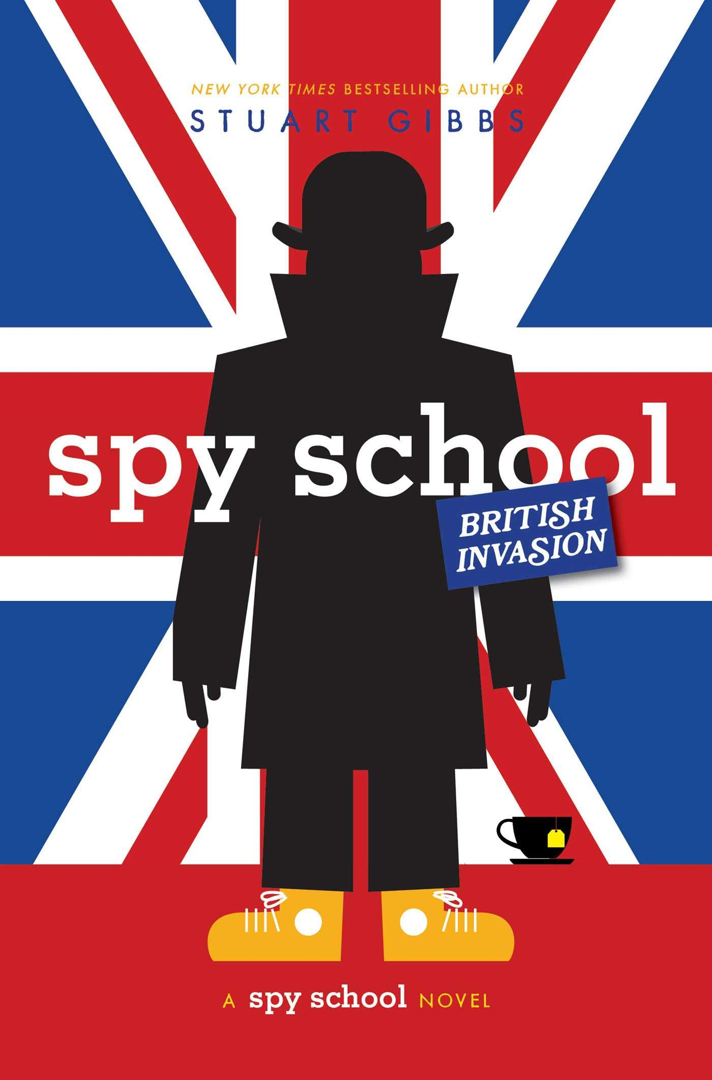 Stuart Gibbs – Spy School British Invasion