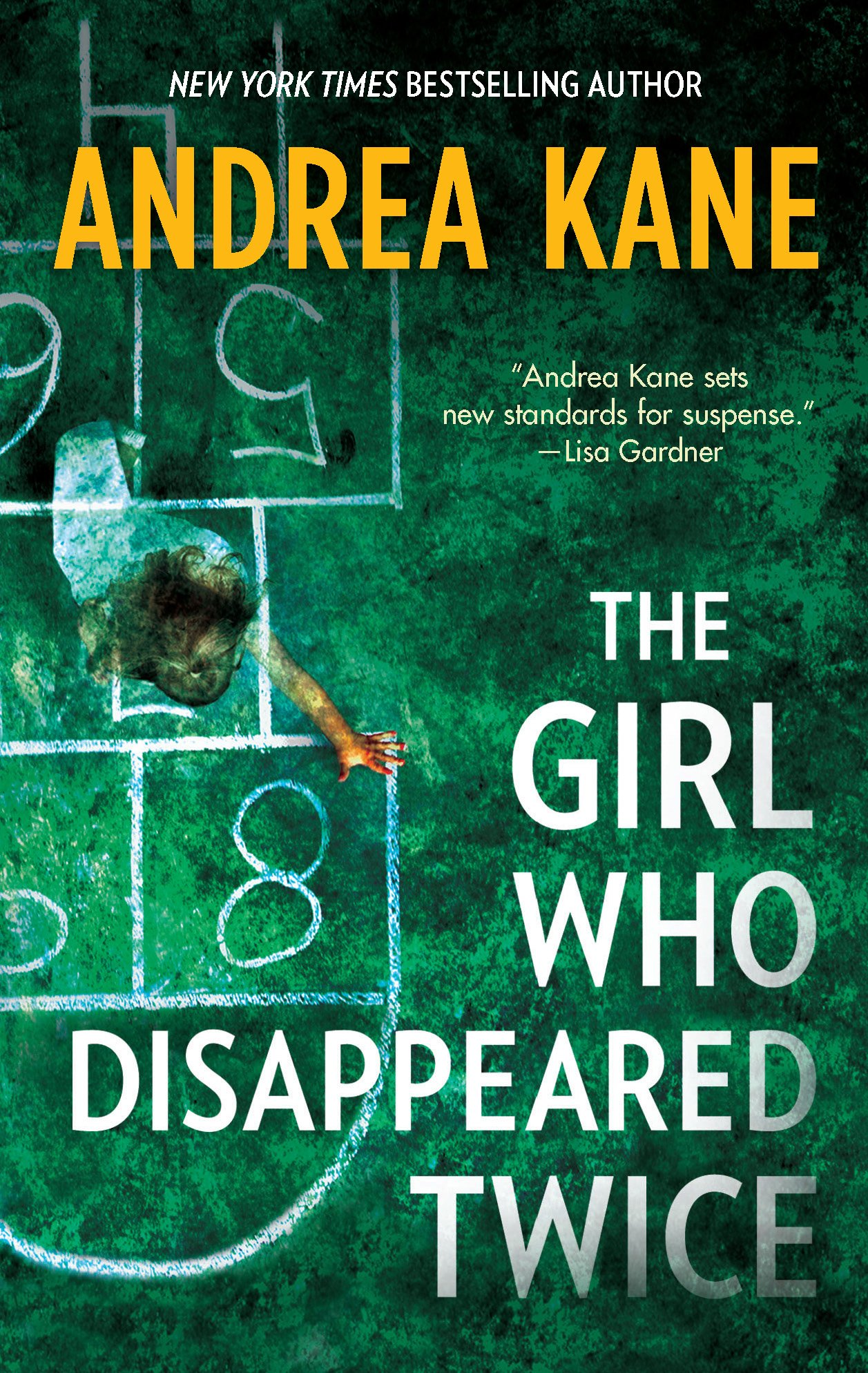 Andrea Kane – The Girl Who Disappeared
